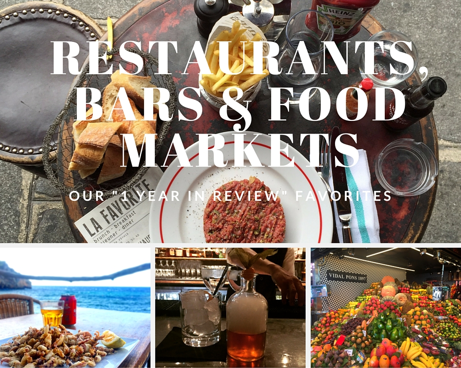 Our Favorite Restaurants, Bars & Food Markets