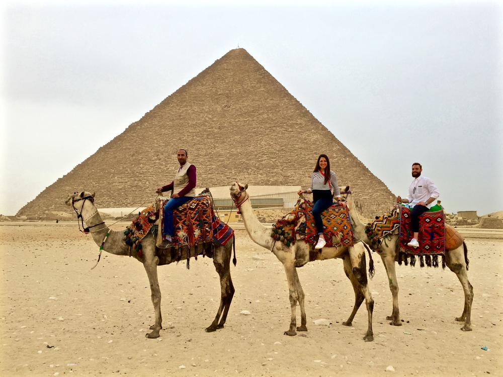 Cairo, Egypt: Safety & other FAQs