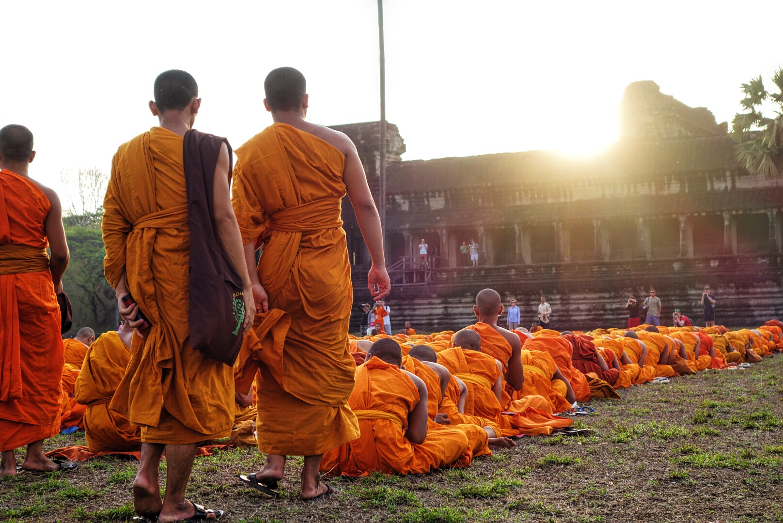 Angkor Wat Planning