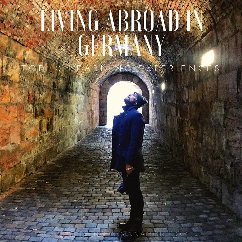 1st year living in Germany