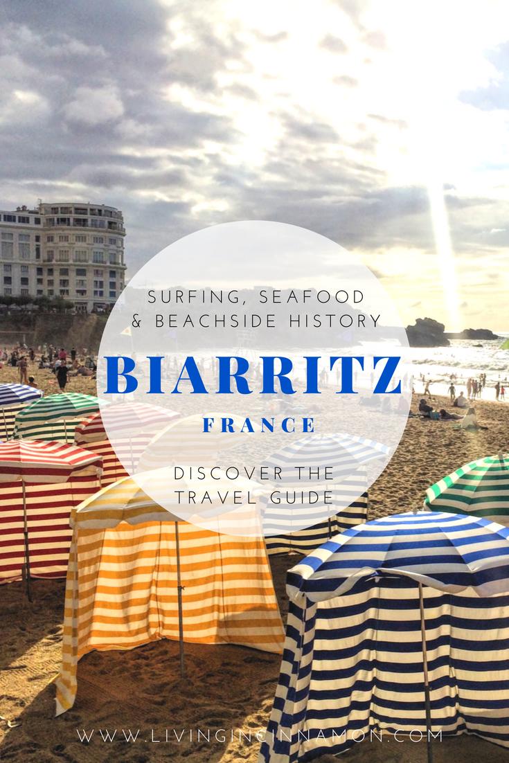 Biarritz Travel Guide