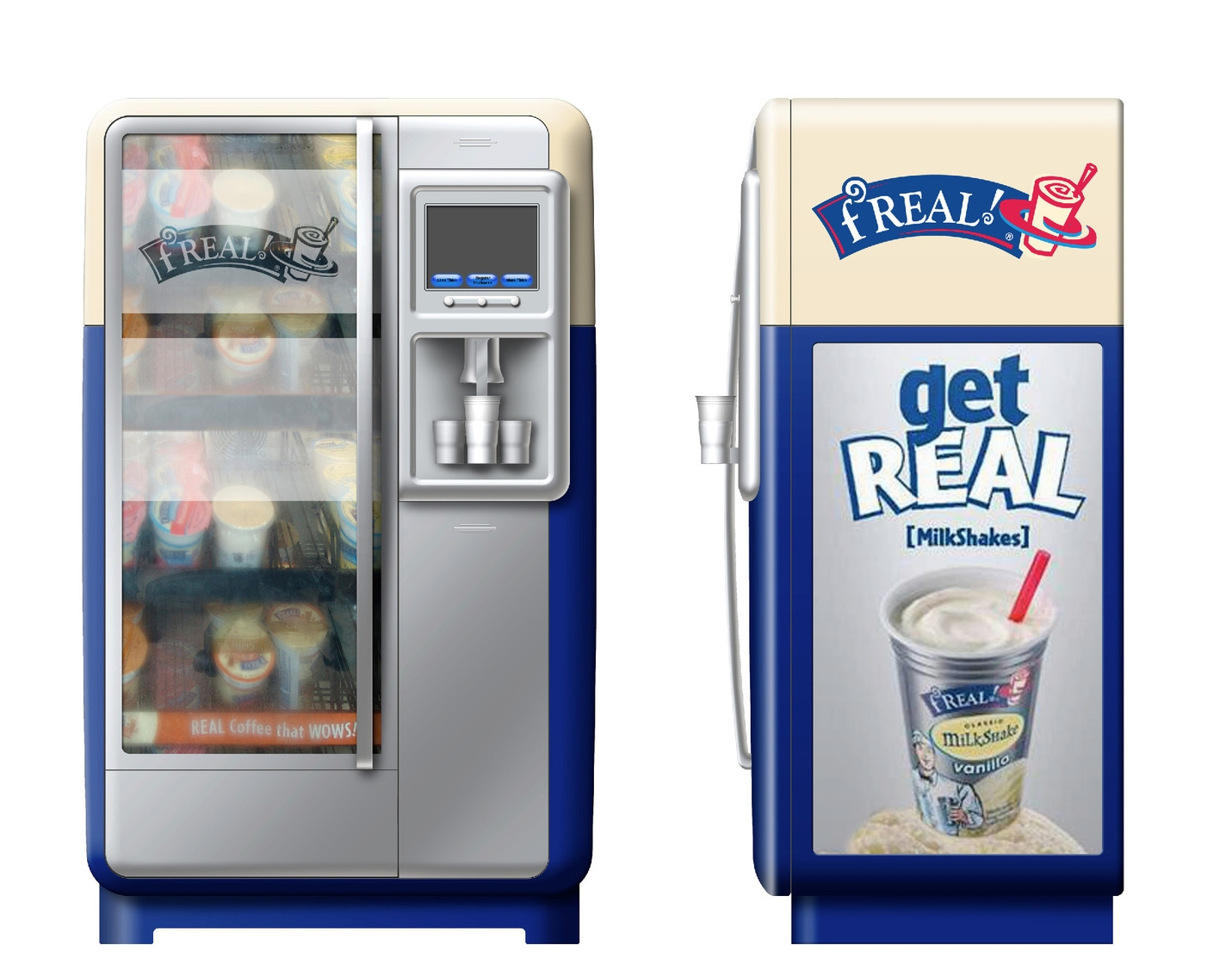 f'real Foods Design Language