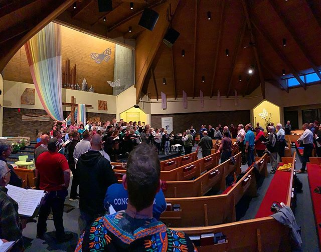 We're almost ready! Are you? You can still get your pre-sale tickets at mvmc.org/tickets. Join us and the women of Minnesota Valley Women's Chorale Friday and Saturday for the 2019 Spring Concert.