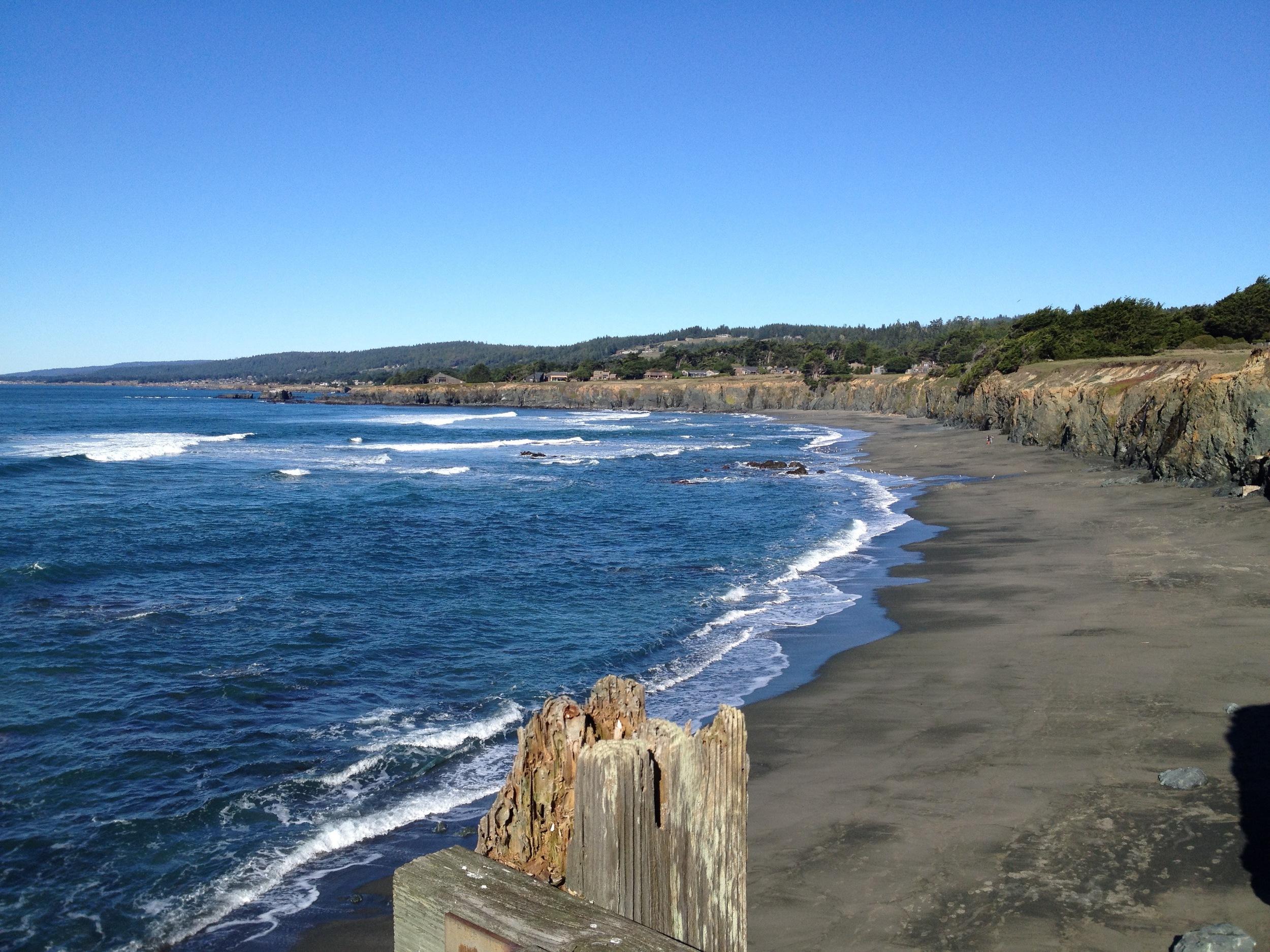 Black Point Beach (N of Sea Ranch Lodge)