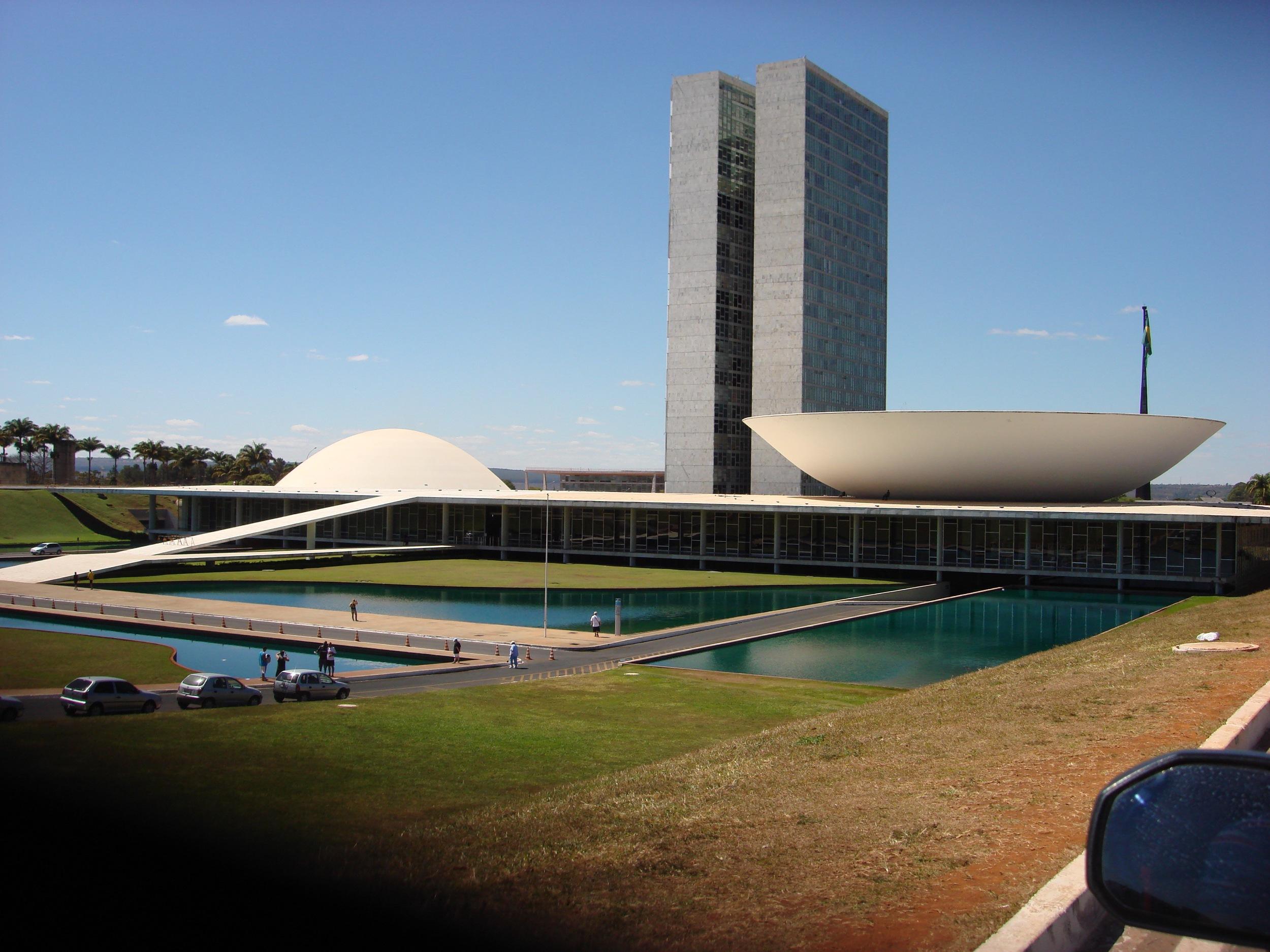 Congress/Parliament in Brasilia