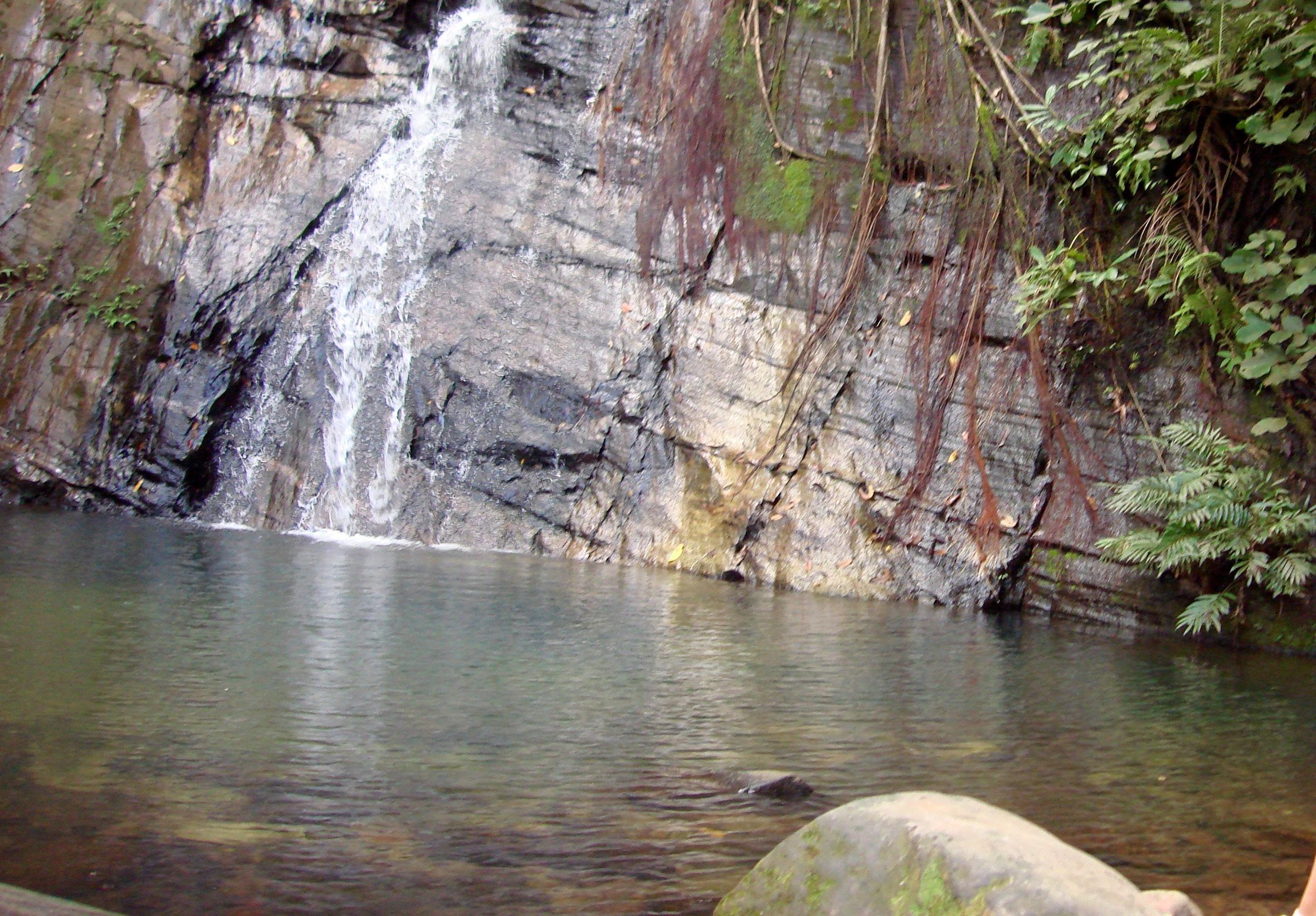 Waterfall above Pirenopolis