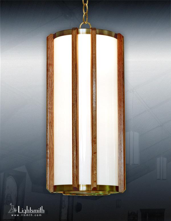 112-PC - Satin Bronze - Medium Oak