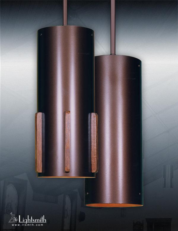 1112-PC - Dark Bronze - Medium Oak