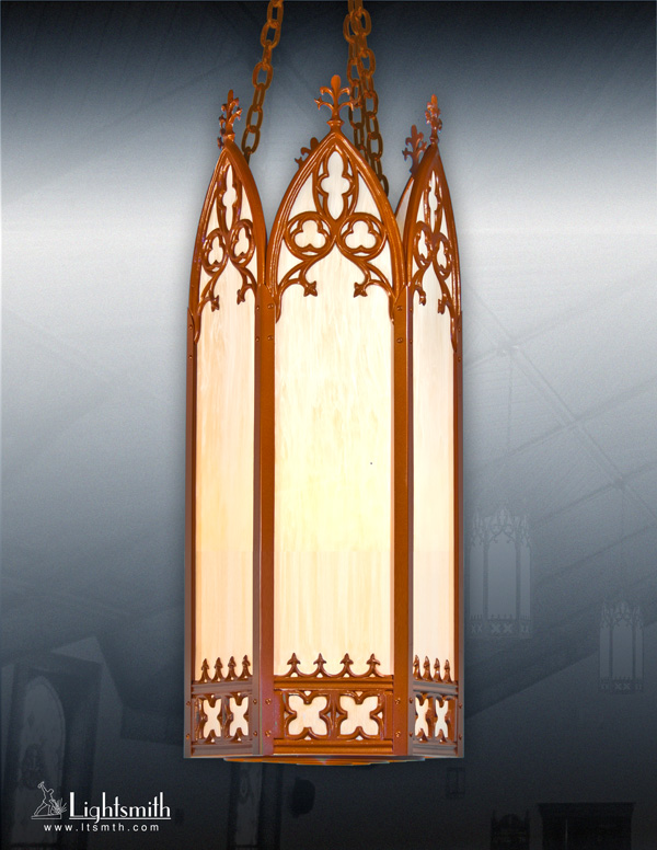 10116-PT - Medium Bronze - Honey Alabaster Acrylic