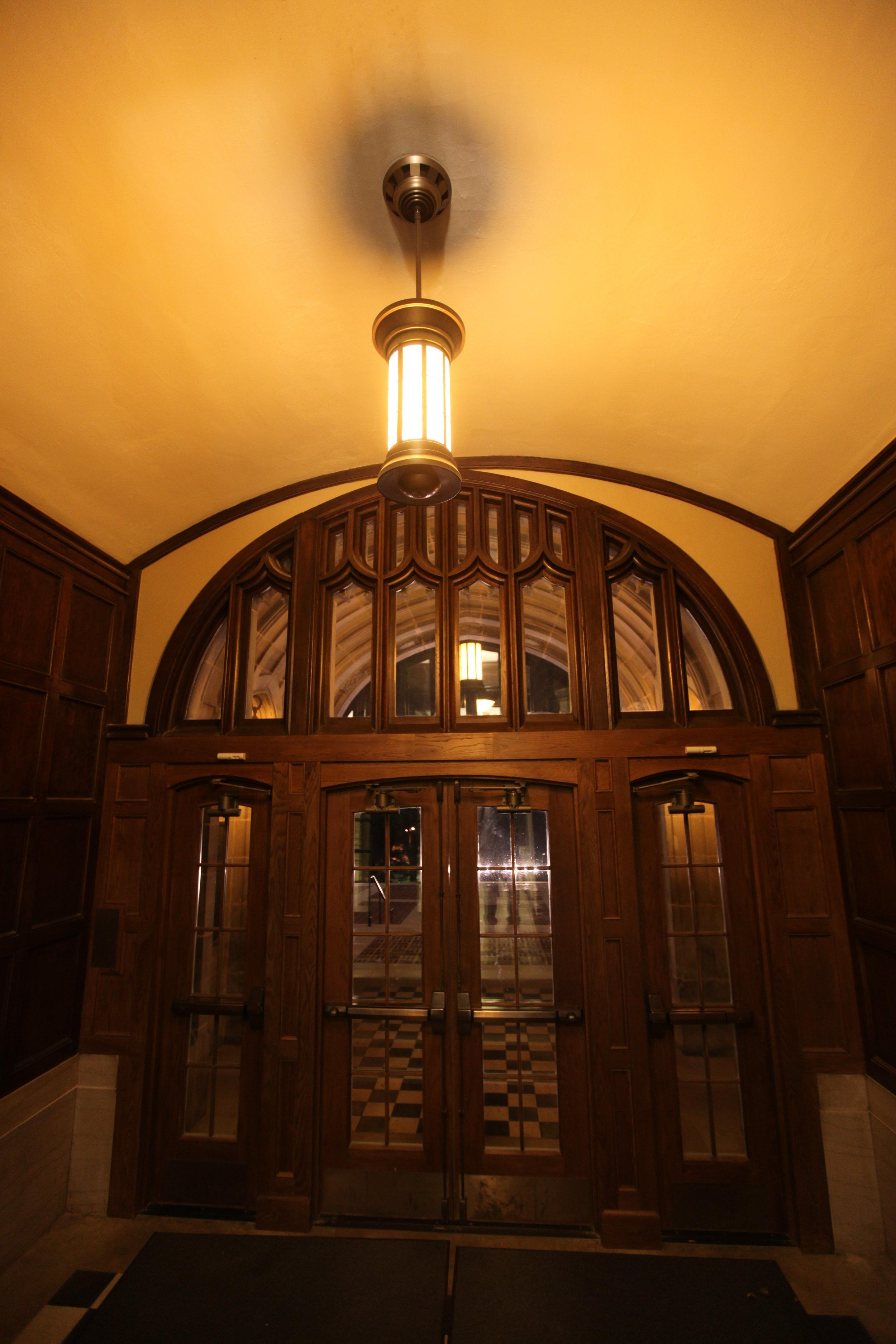 Entrance Pendant