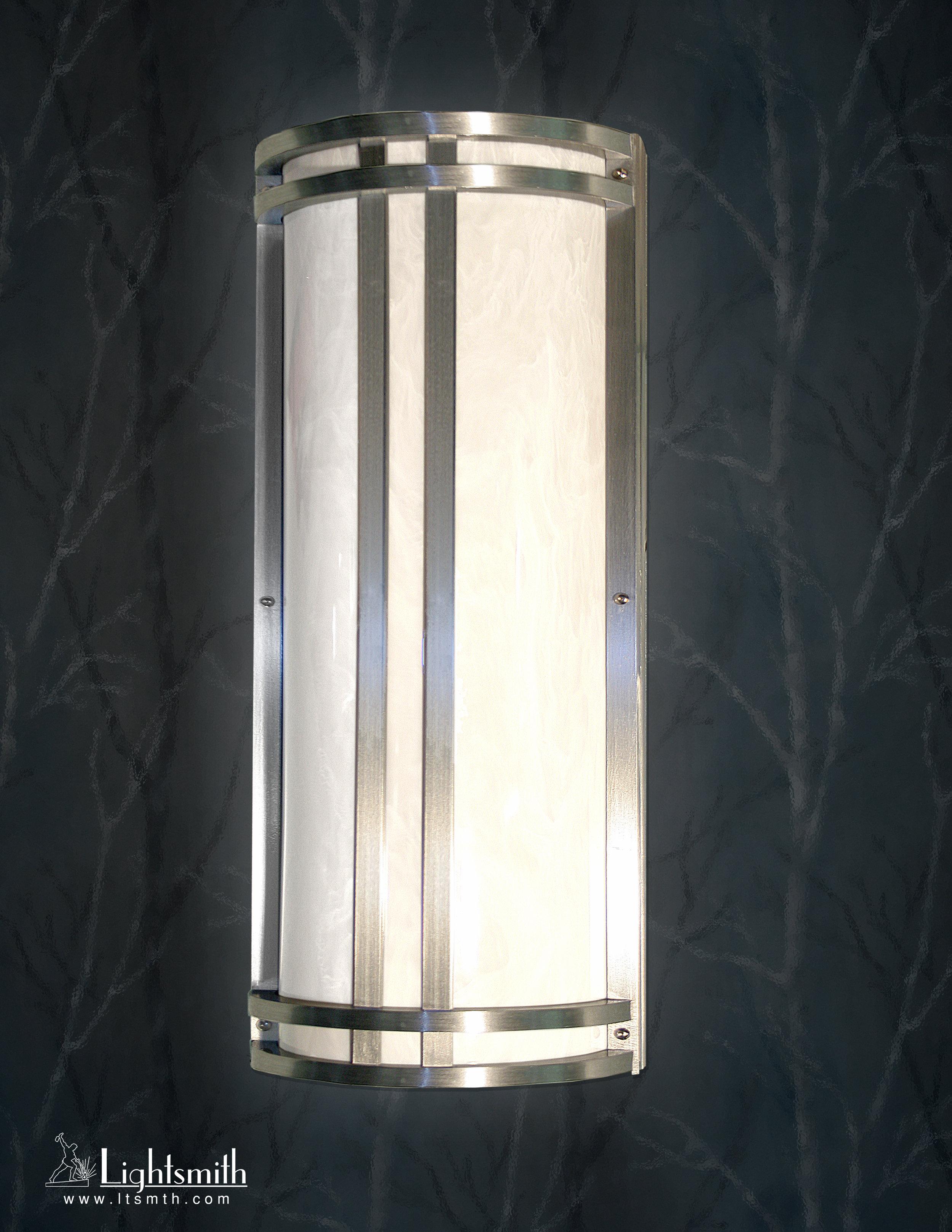 SC-3401 Satin Aluminum White Alabaster Acrylic