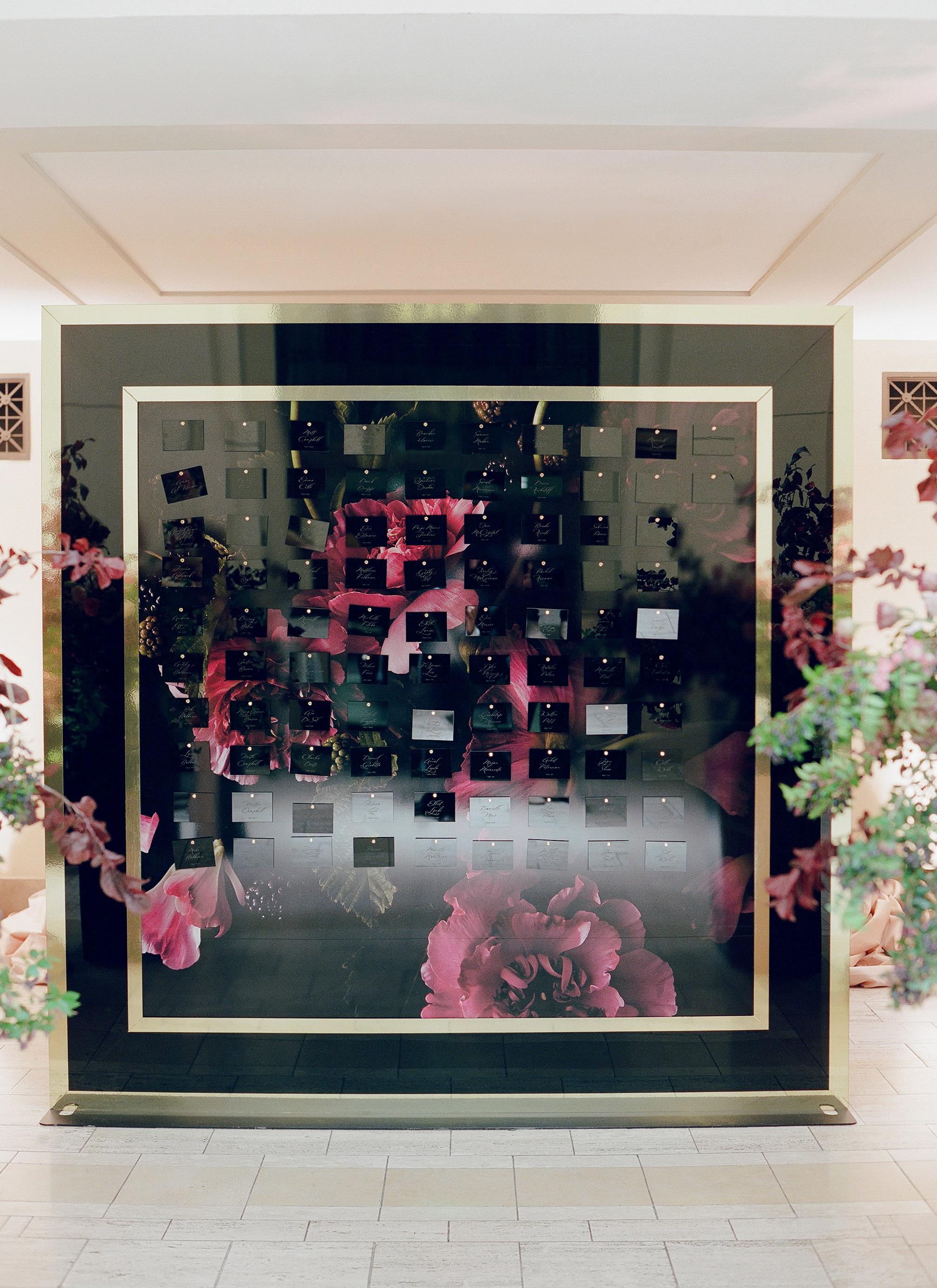 Acrylic Escort Display