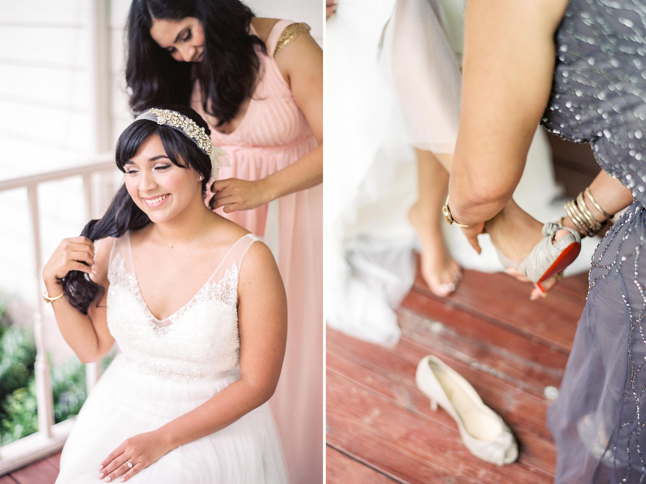 Dana Fernandez Photography Houston Texas Destination Photographer Film Ruffled Blog Wedding Bridal First Look Featured Photography Oak Tree Manor Houston-42.jpg