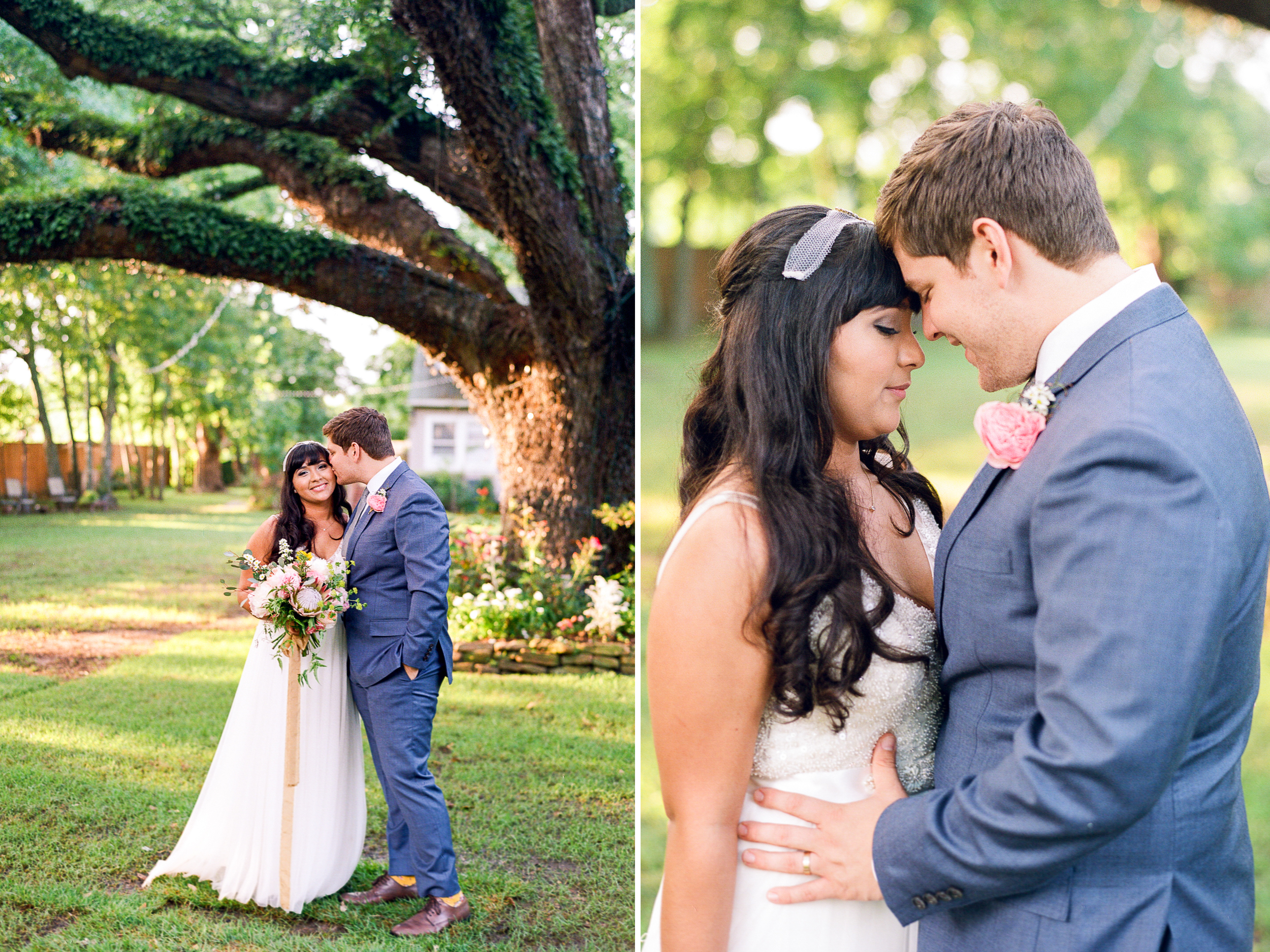 Houston Wedding Photographer Dana Fernandez Photography Oak Tree Manor Film Bridals Destination Boho-101.jpg