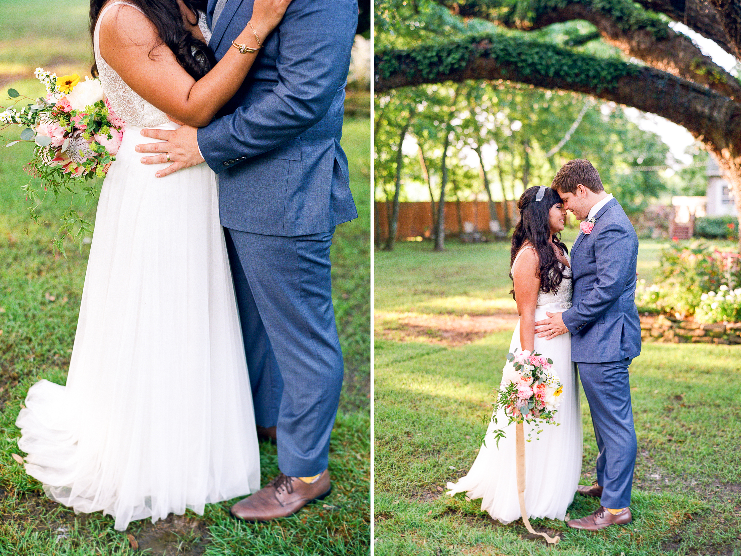 Houston Wedding Photographer Dana Fernandez Photography Oak Tree Manor Film Bridals Destination Boho-102.jpg