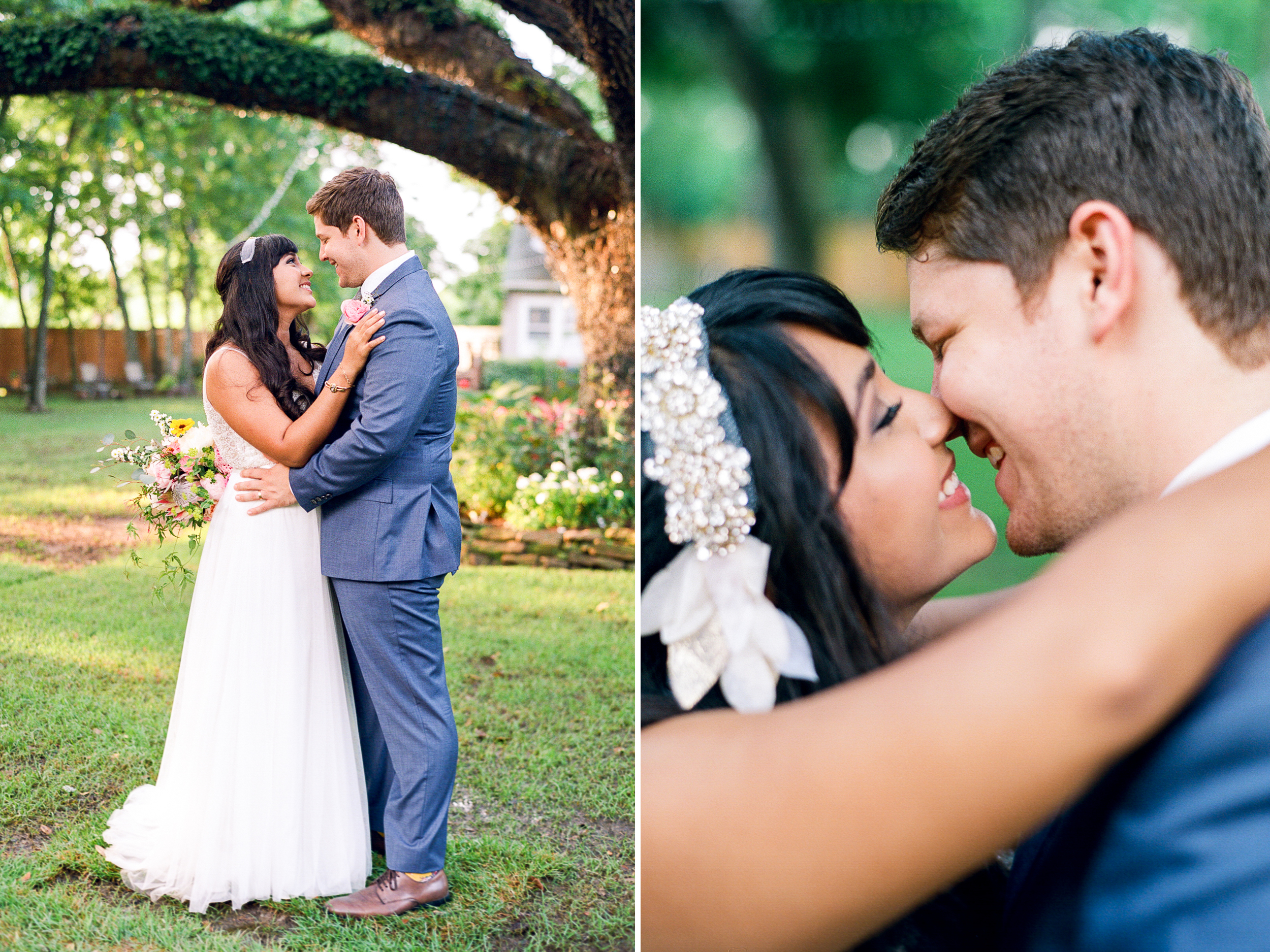 Houston Wedding Photographer Dana Fernandez Photography Oak Tree Manor Film Bridals Destination Boho-104.jpg