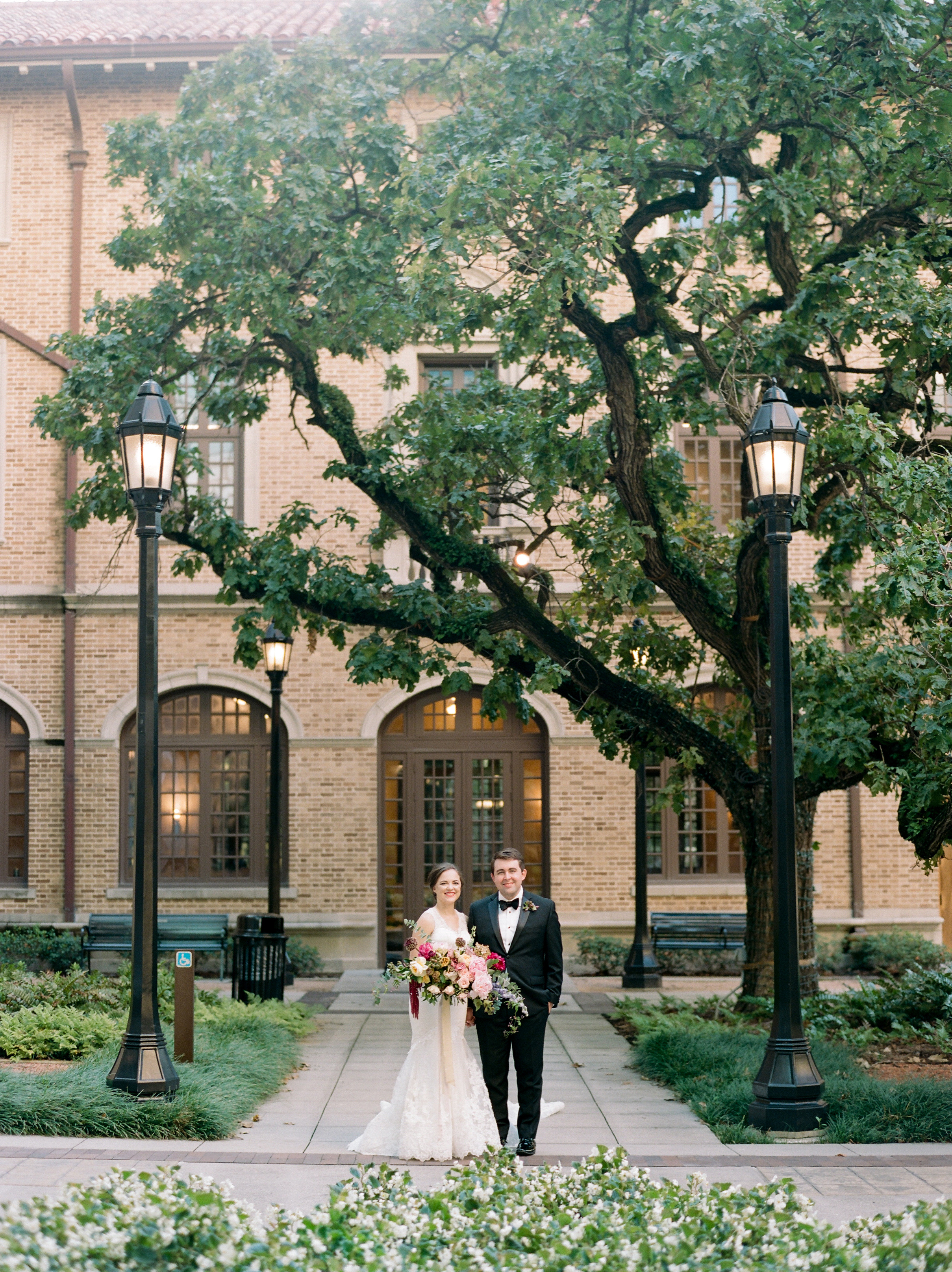 Julia Ideson Library Houston Wedding Photography Wedding Venue