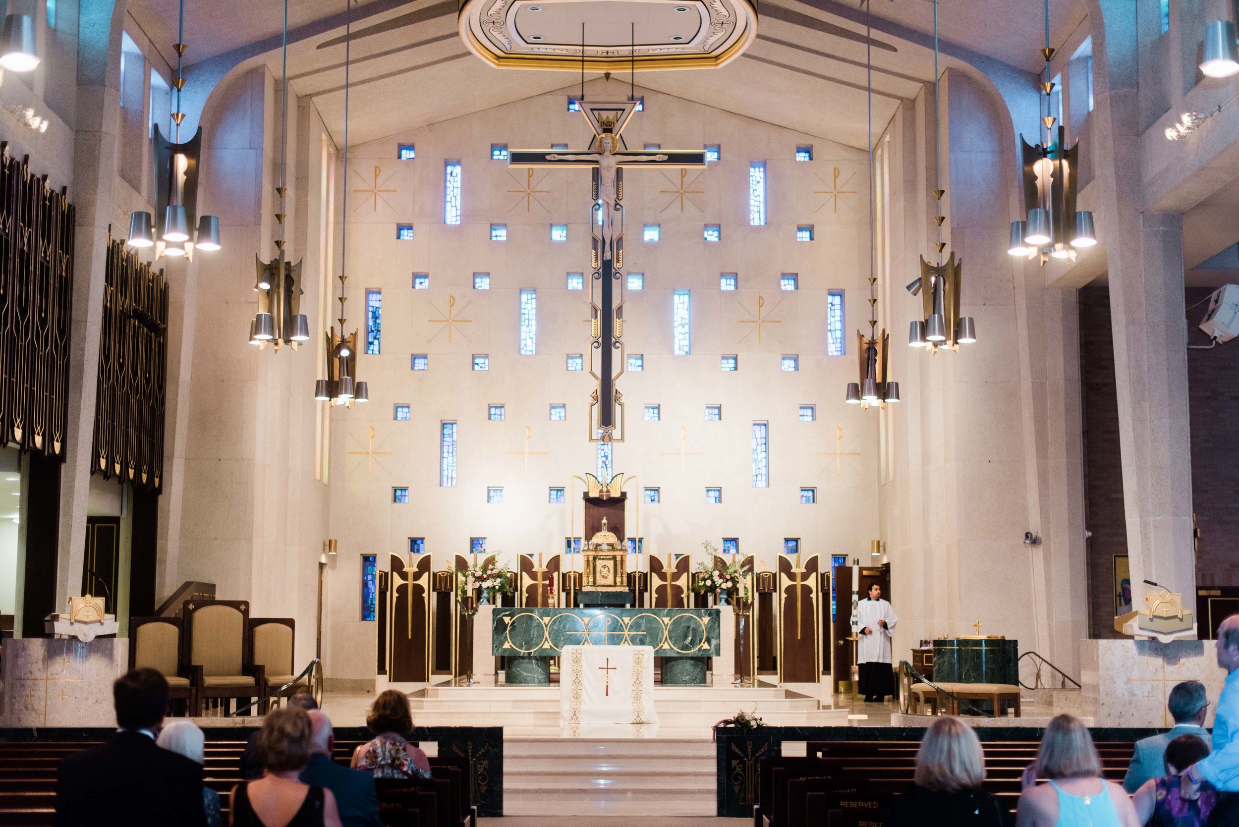 St  Michael Catholic Church — Destination Fine Art Wedding