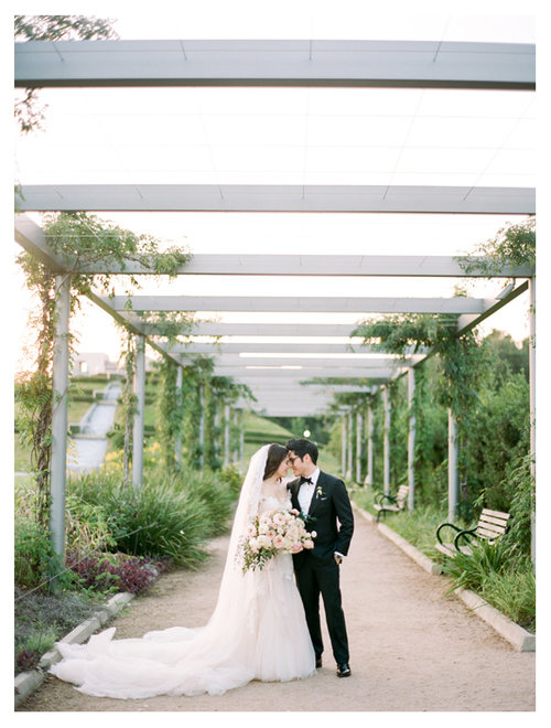 JULIETTE & DINOFeatured on Martha Stewart Weddings & Brides of Houston Magazine -