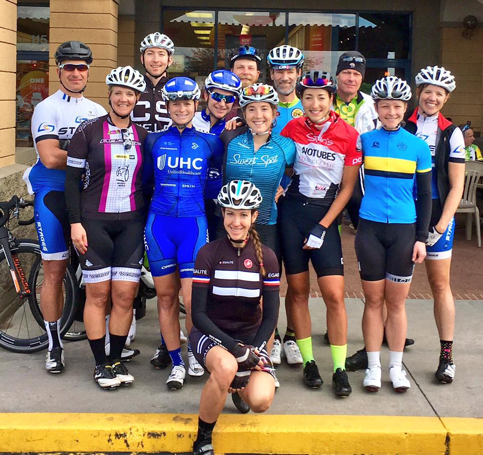 The Homestretch Foundation group rides - Ride Leader: Daphne KaragianisParticipants: 10-15 men and women, various ages and levelsLocation: Tucson, AZ