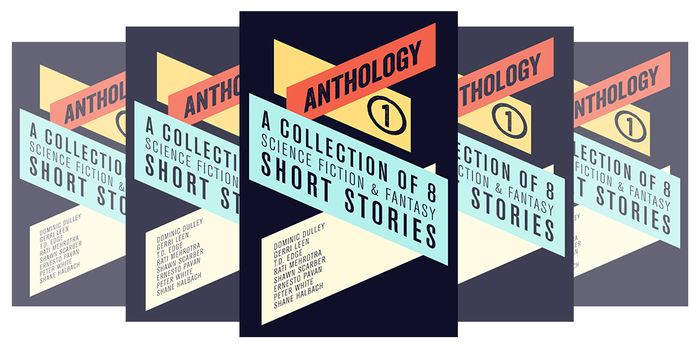 Anthology I Cover Stack
