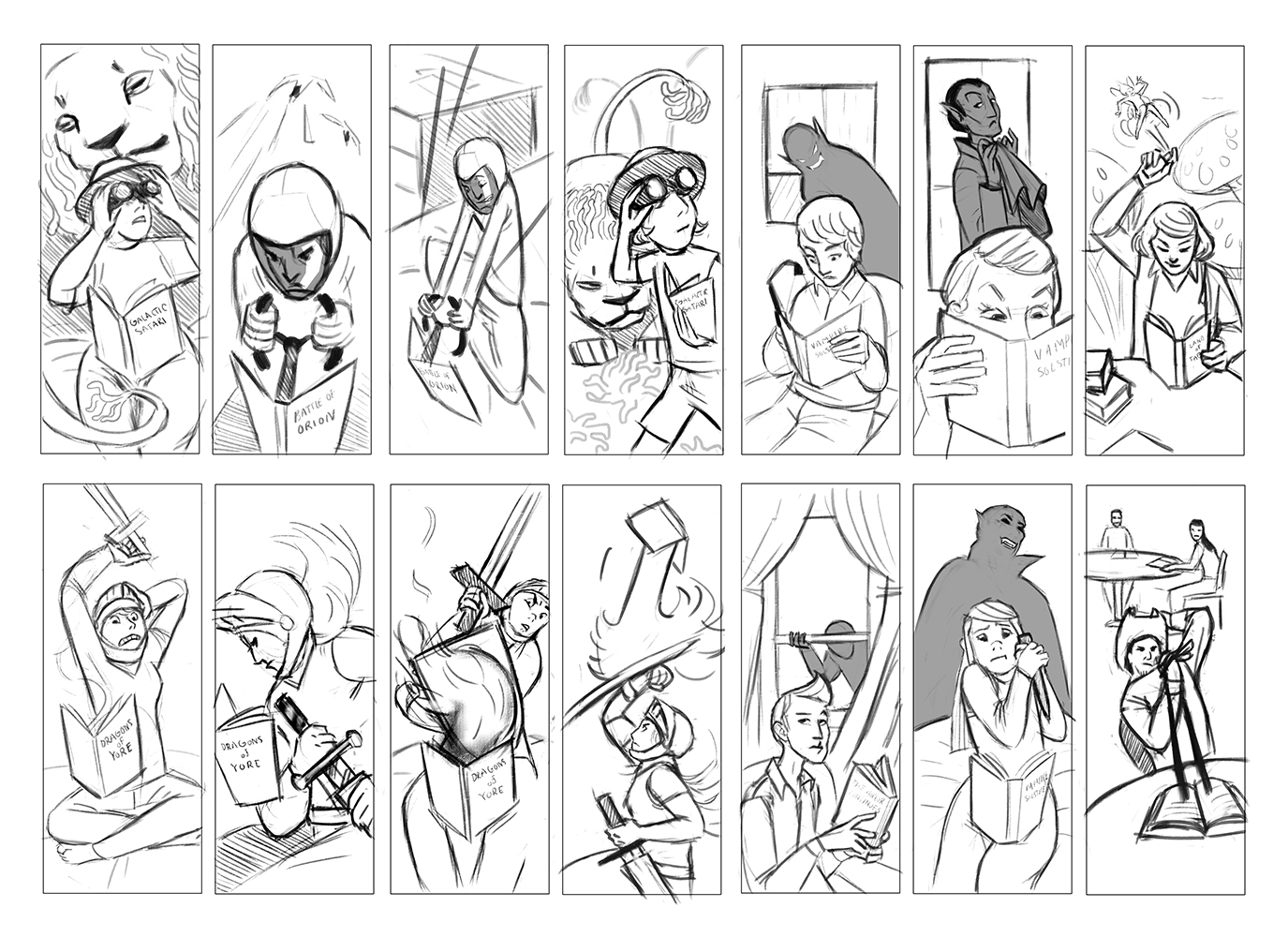 Bookmark Thumbnails