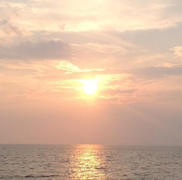 Montauk sunset at Navy Beach.png