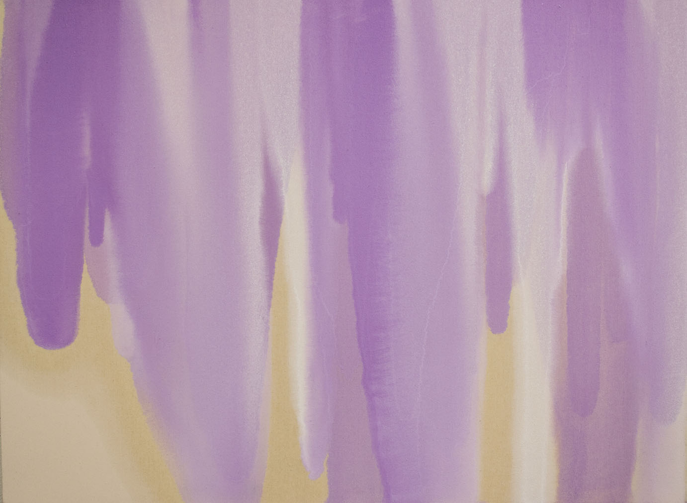 Lavender Skies , 2014  Oil on canvas  36 x 48 inches