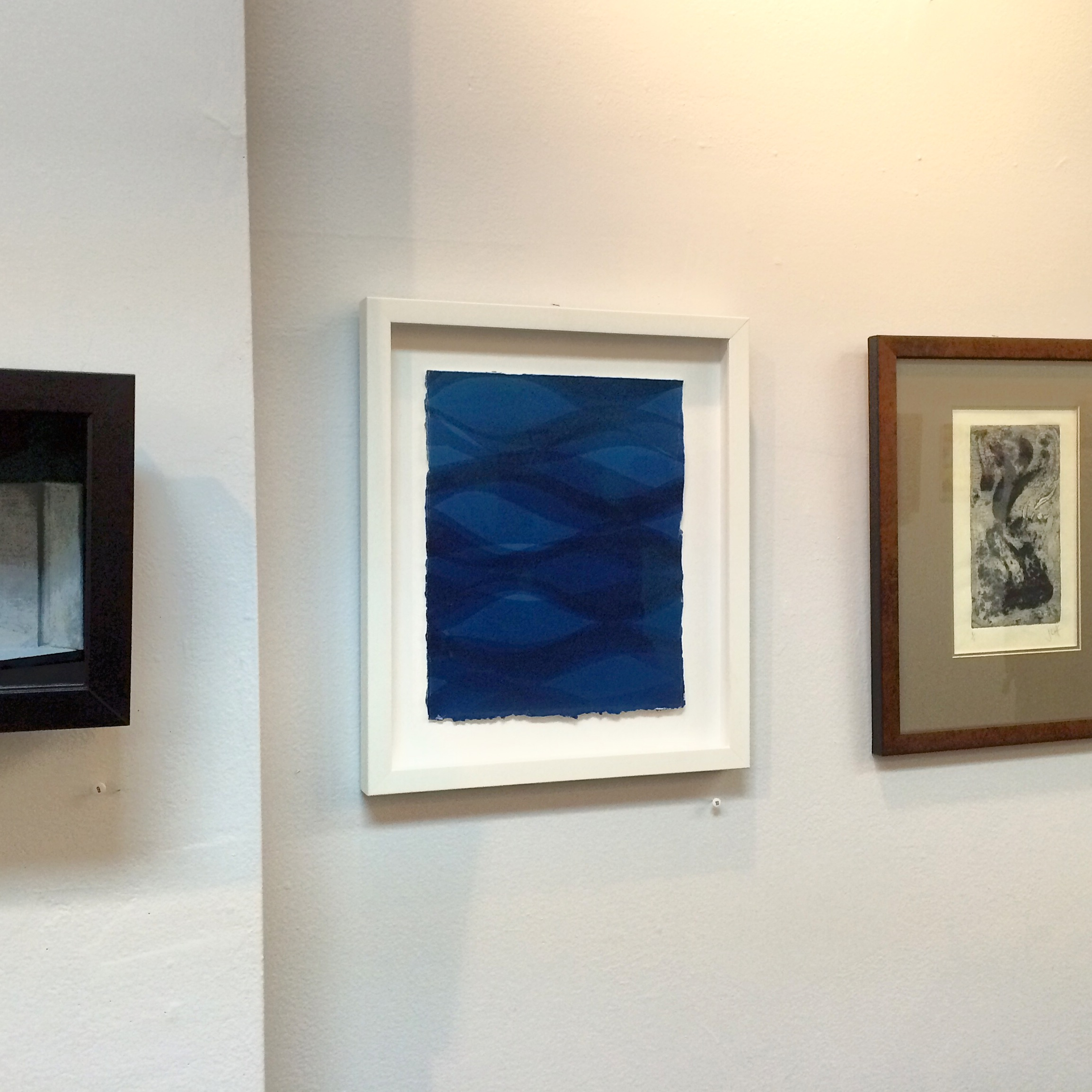 Currents A in Small Works Exhibition at N.A.W.A. Gallery