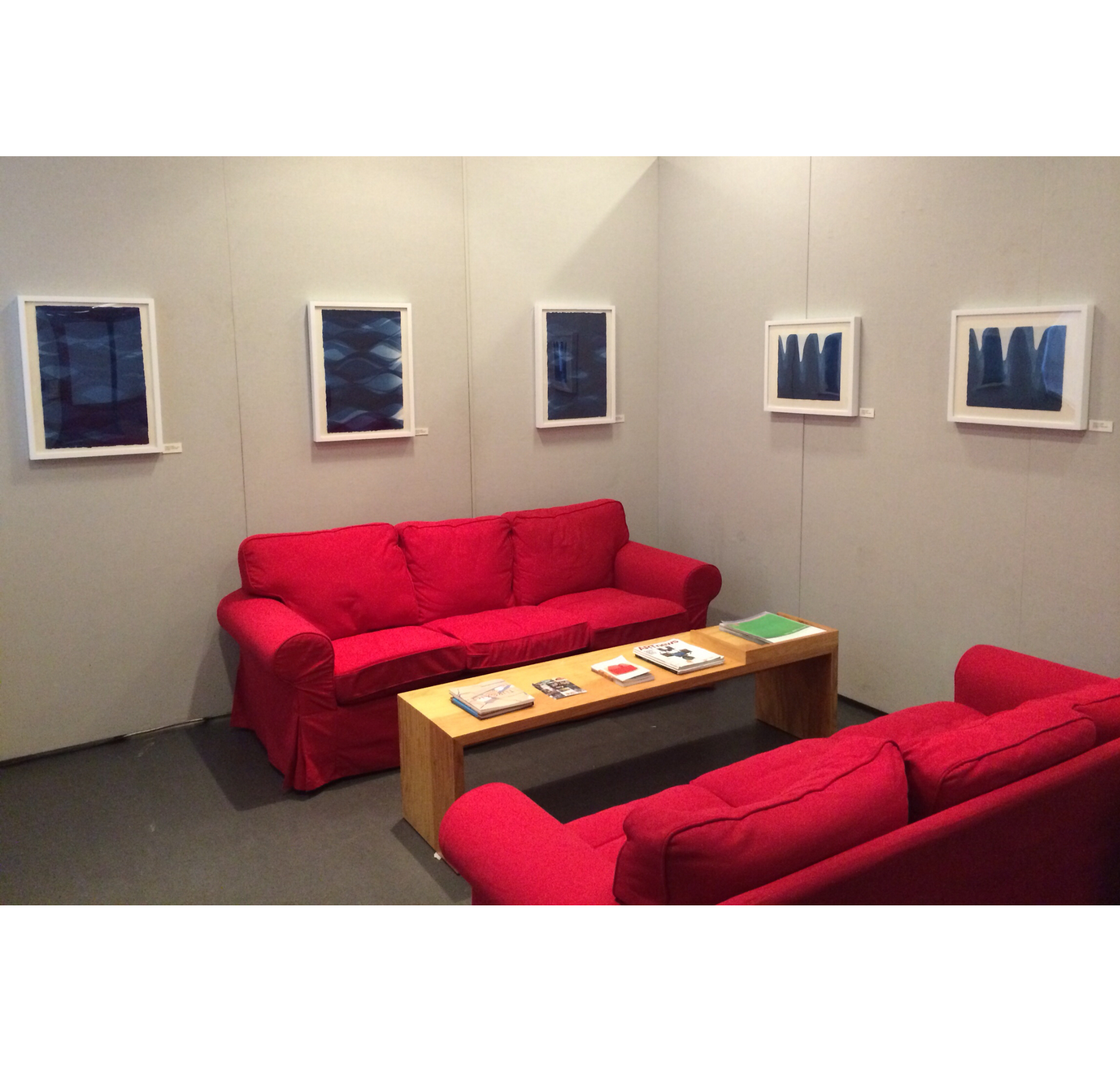 Currents & Waves in Project Space at National Academy