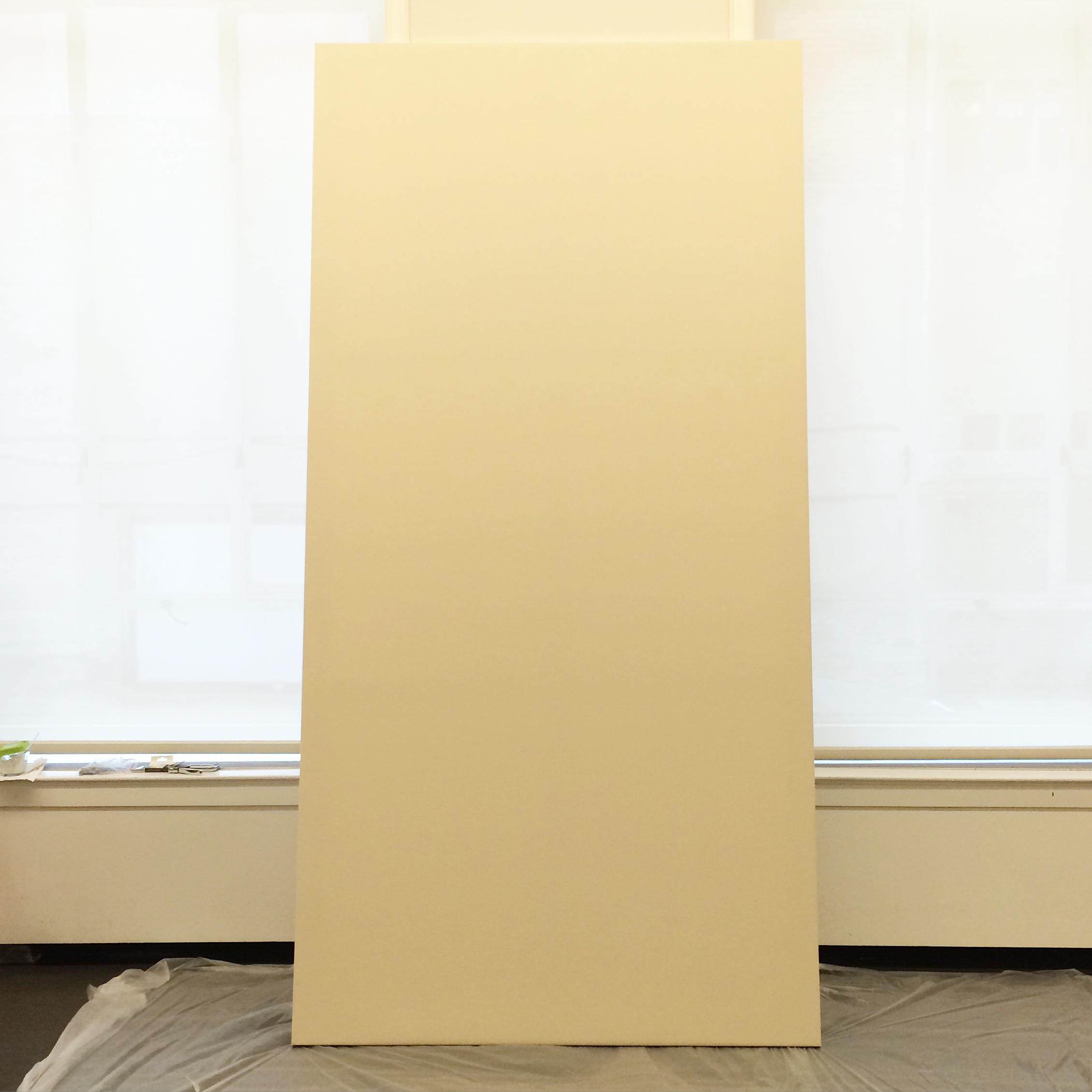 10 x 5 ft blank canvas ready to go