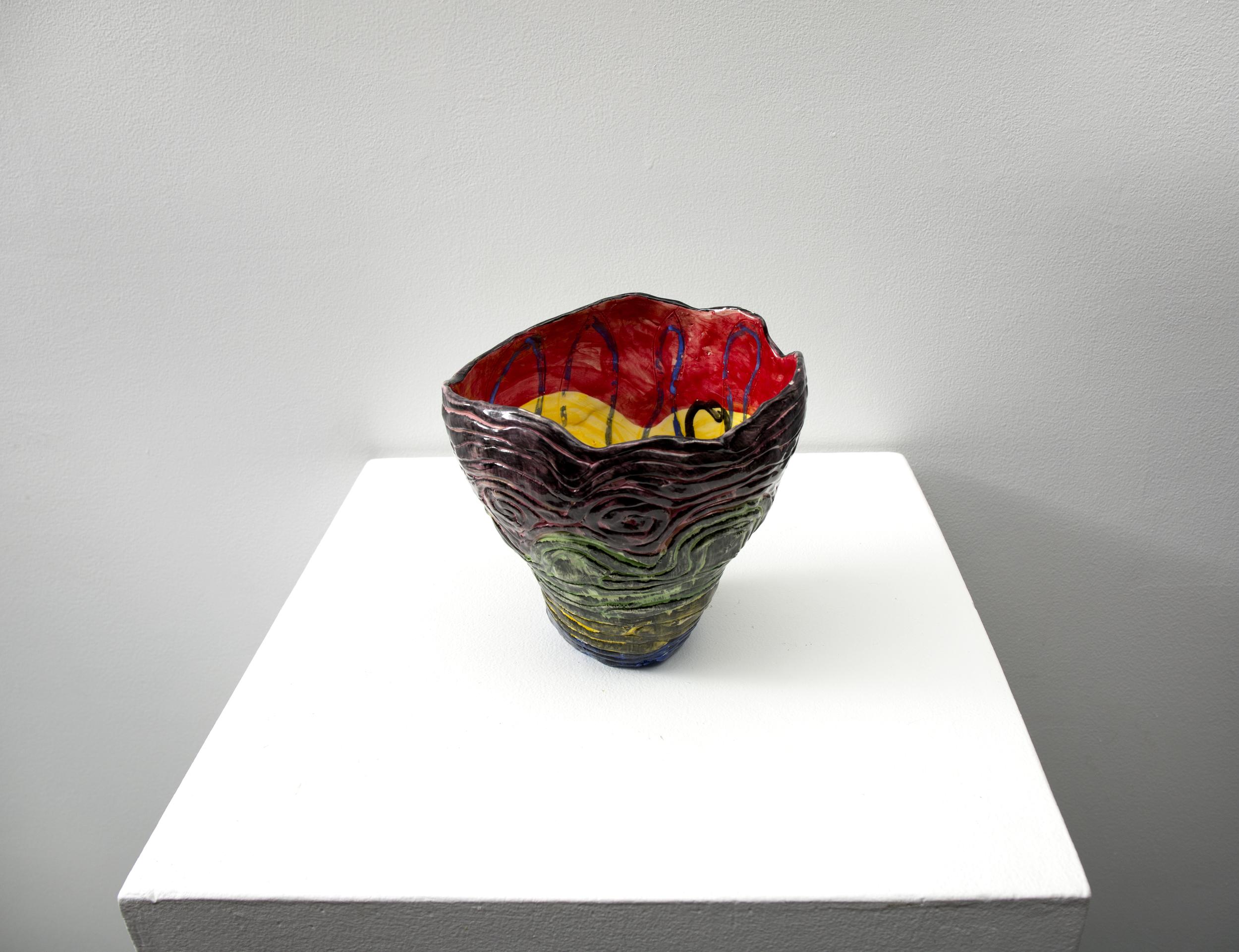 Cosmic Flower Vessel #1