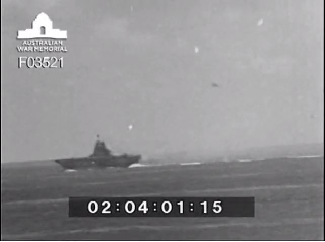 [Kamikaze attacks on the British Pacific Fleet at Okinawa]  Australian War Memo_2014-10-11_13-36-05.jpg