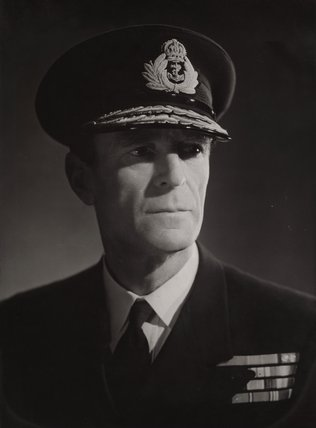 Vice-Admiral Philip Louis Vian