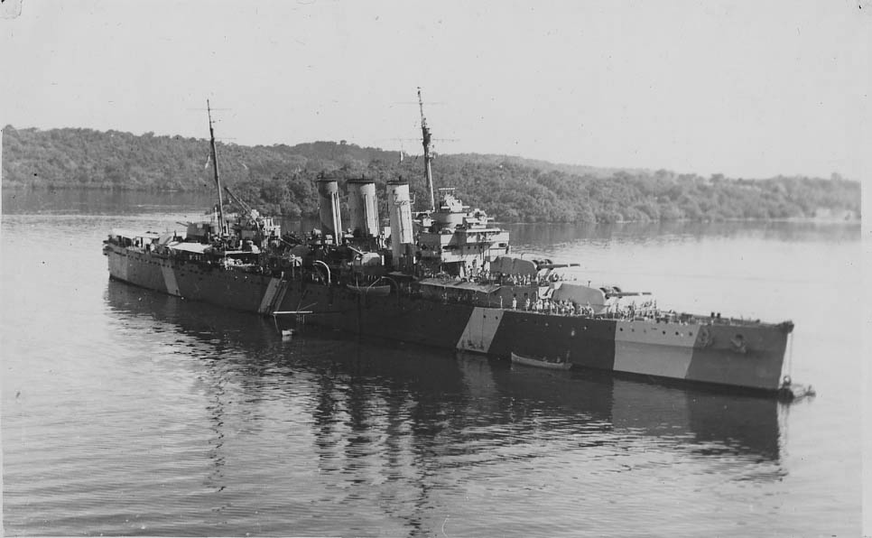 HMS DORSETSHIRE