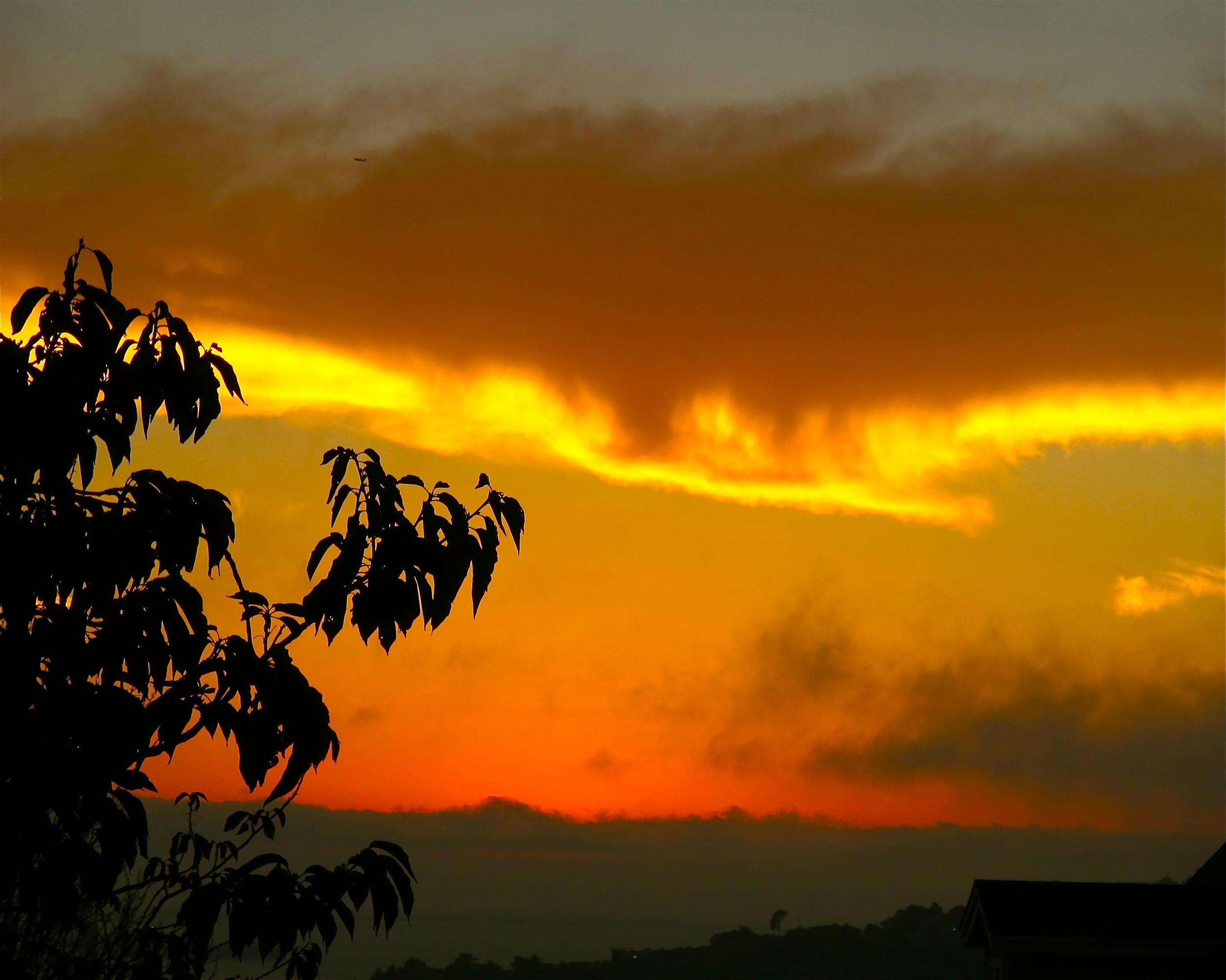 Pre-Sunrise over San Francisco Bay