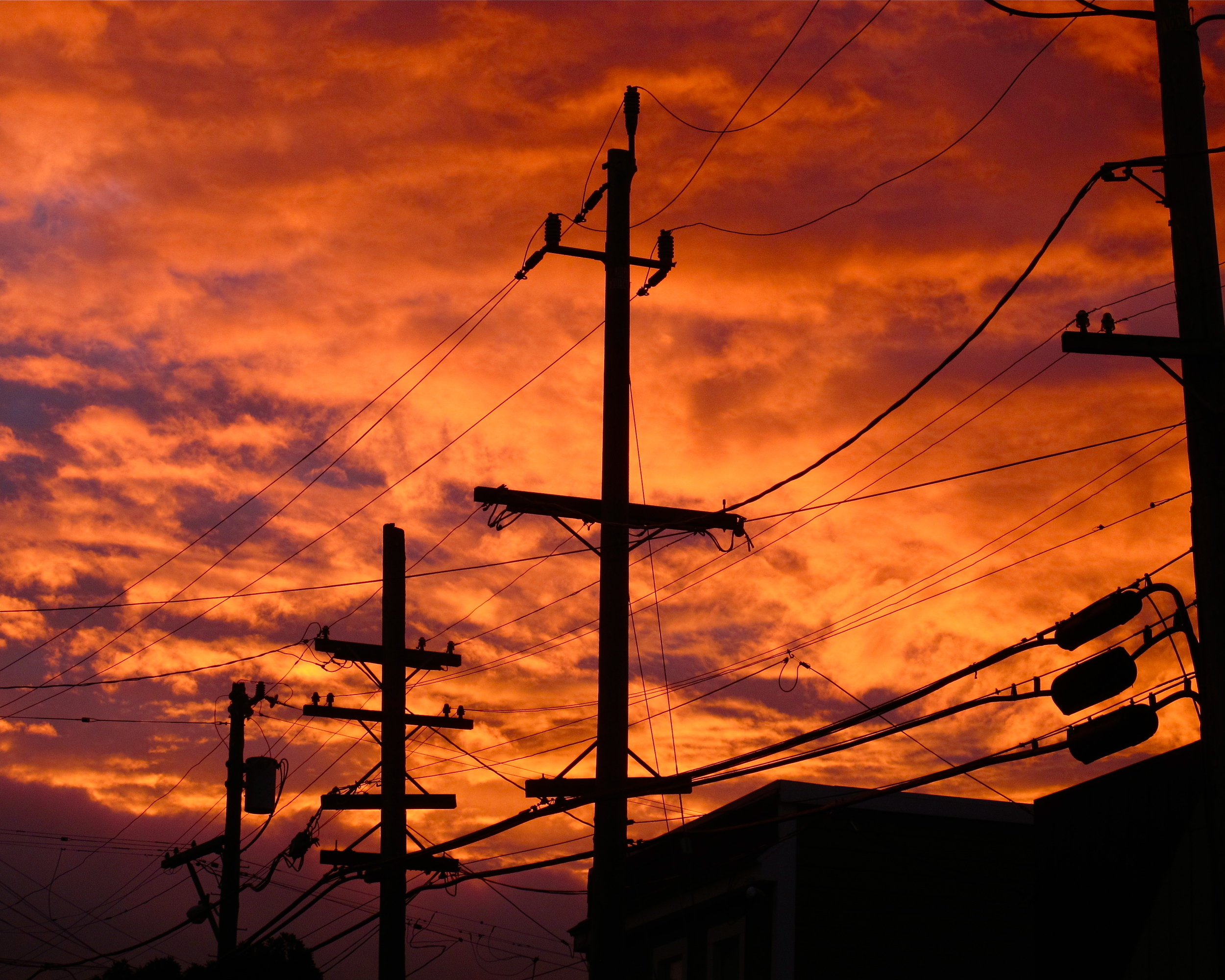 Urban Sunrise#2