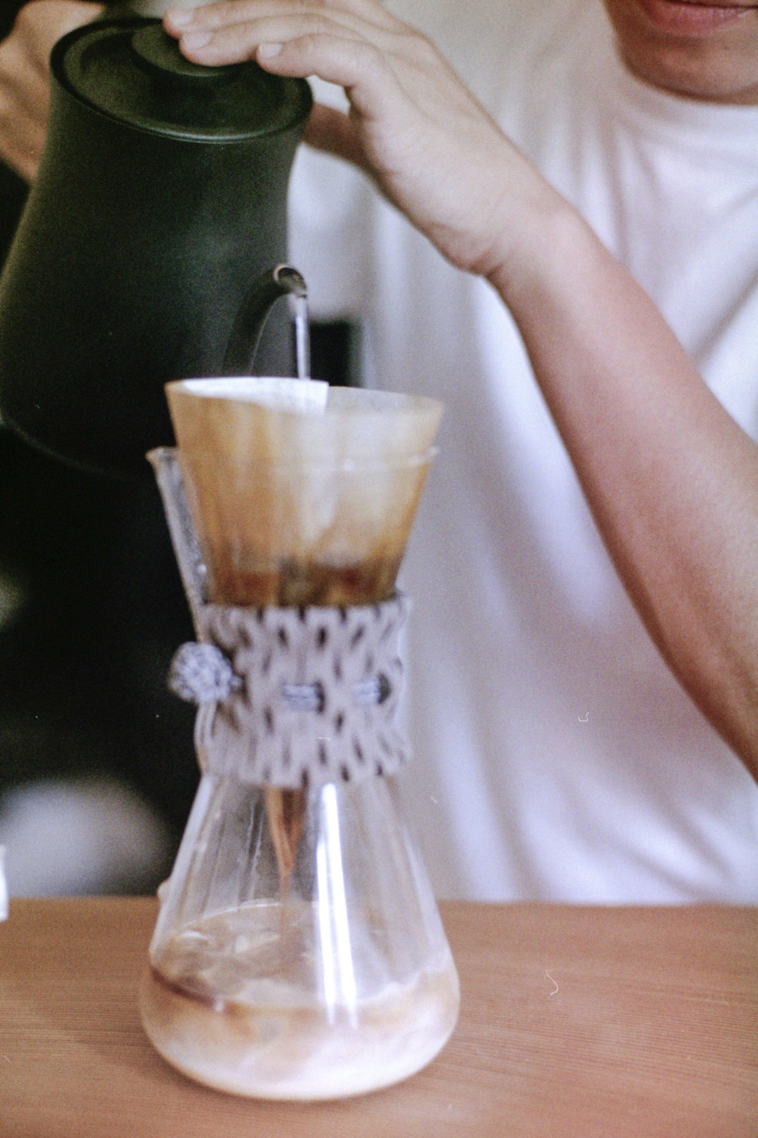 おうちでまったりコーヒーを楽しんだり