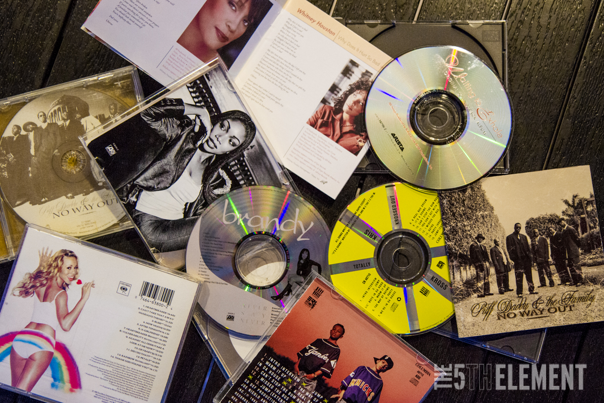 90's Flashback - Remember Compact Discs? The 5th Element Magazine