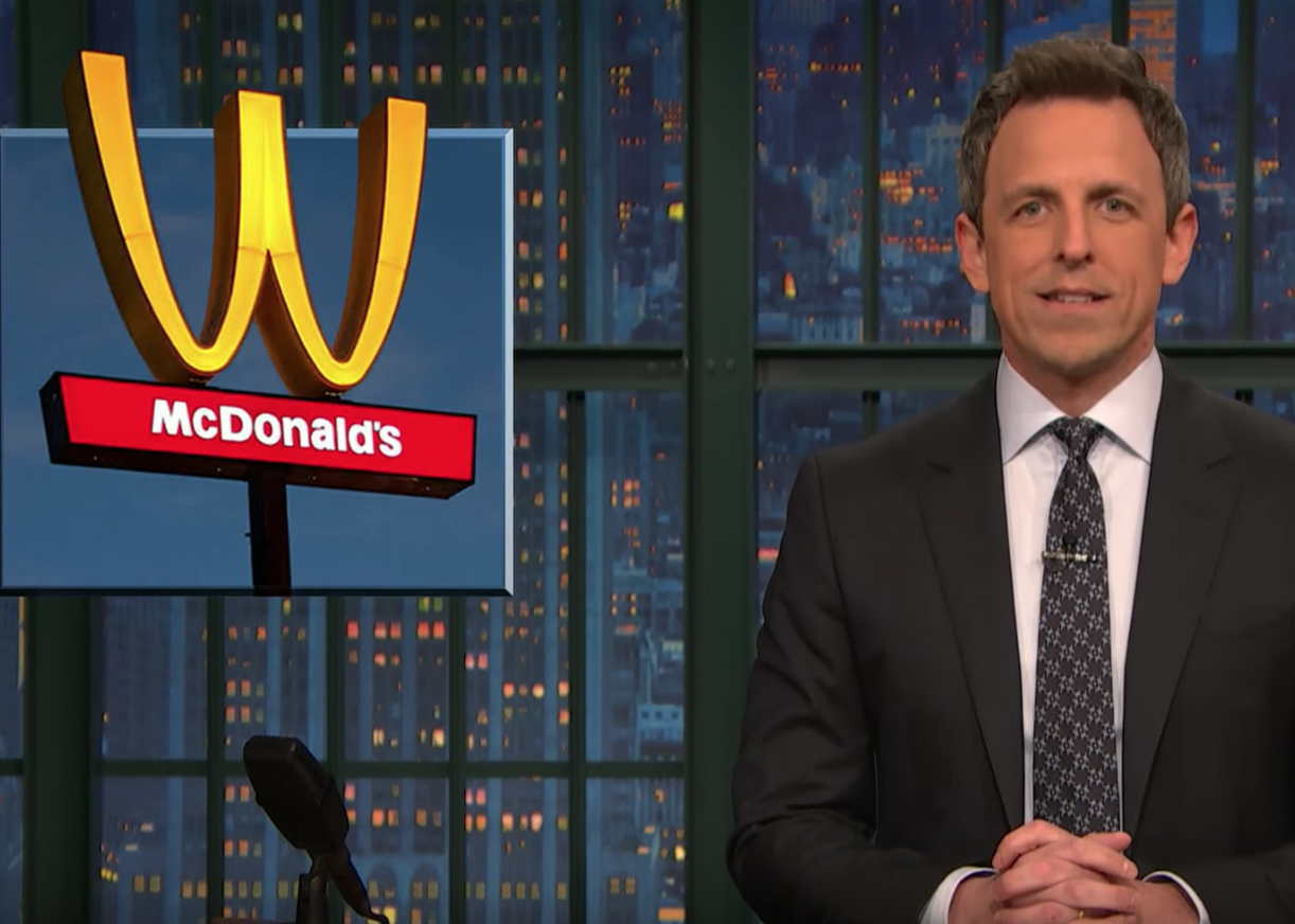 mcdonalds-womens-day-seth-meyers-john-larigakis