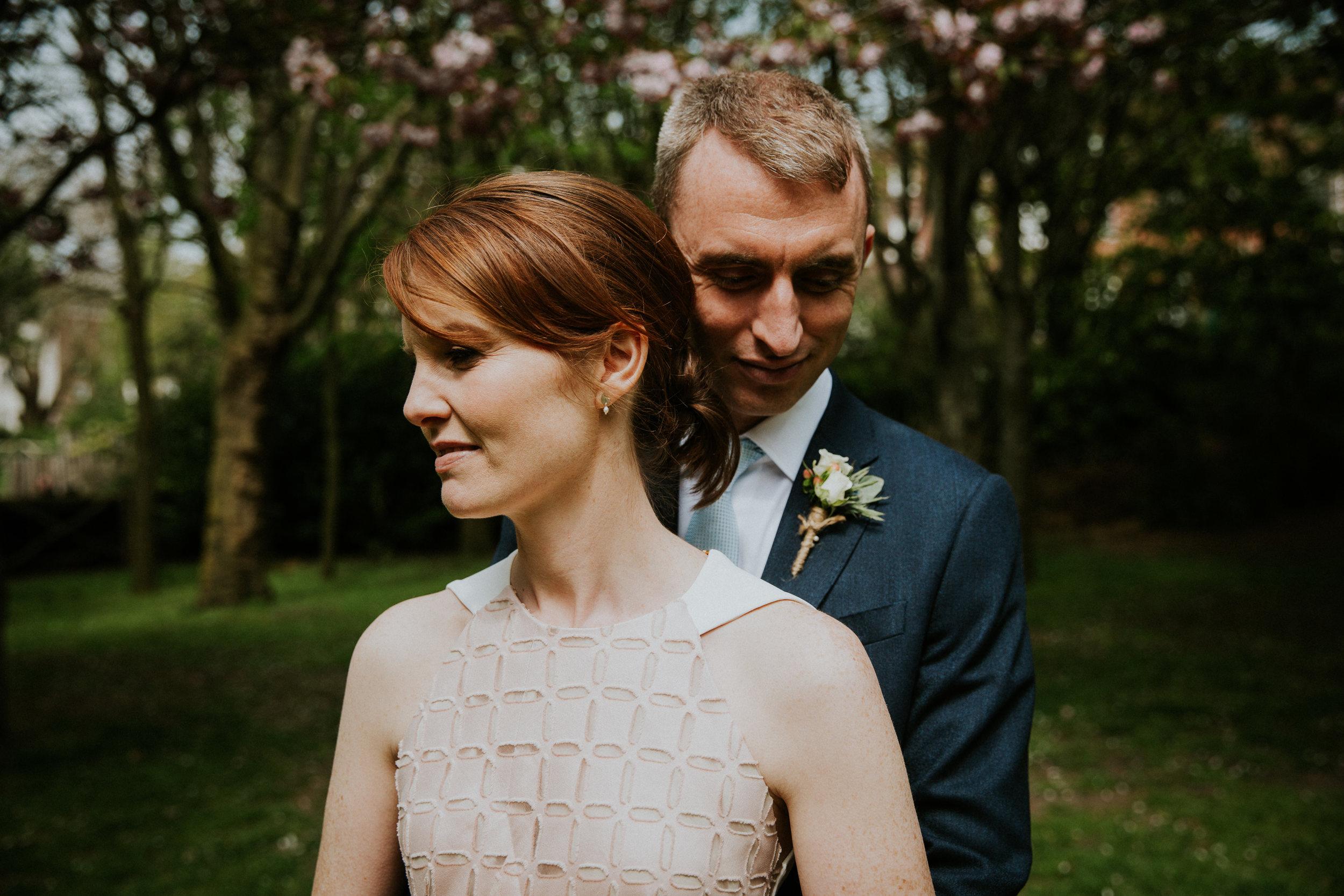 Deirdre & John // Wedding //Dublin City // Locks
