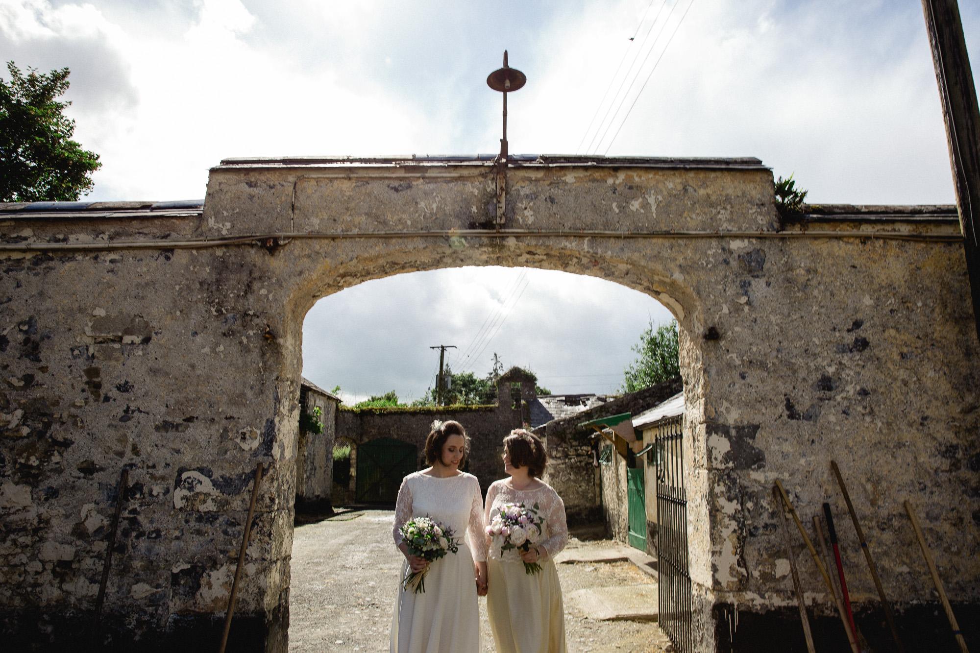 CLAIREBYRNEPHOTOGRAPHY-WEDDING-Ireland-cloncody-alternative-fun-Jen-Helena-10.jpg