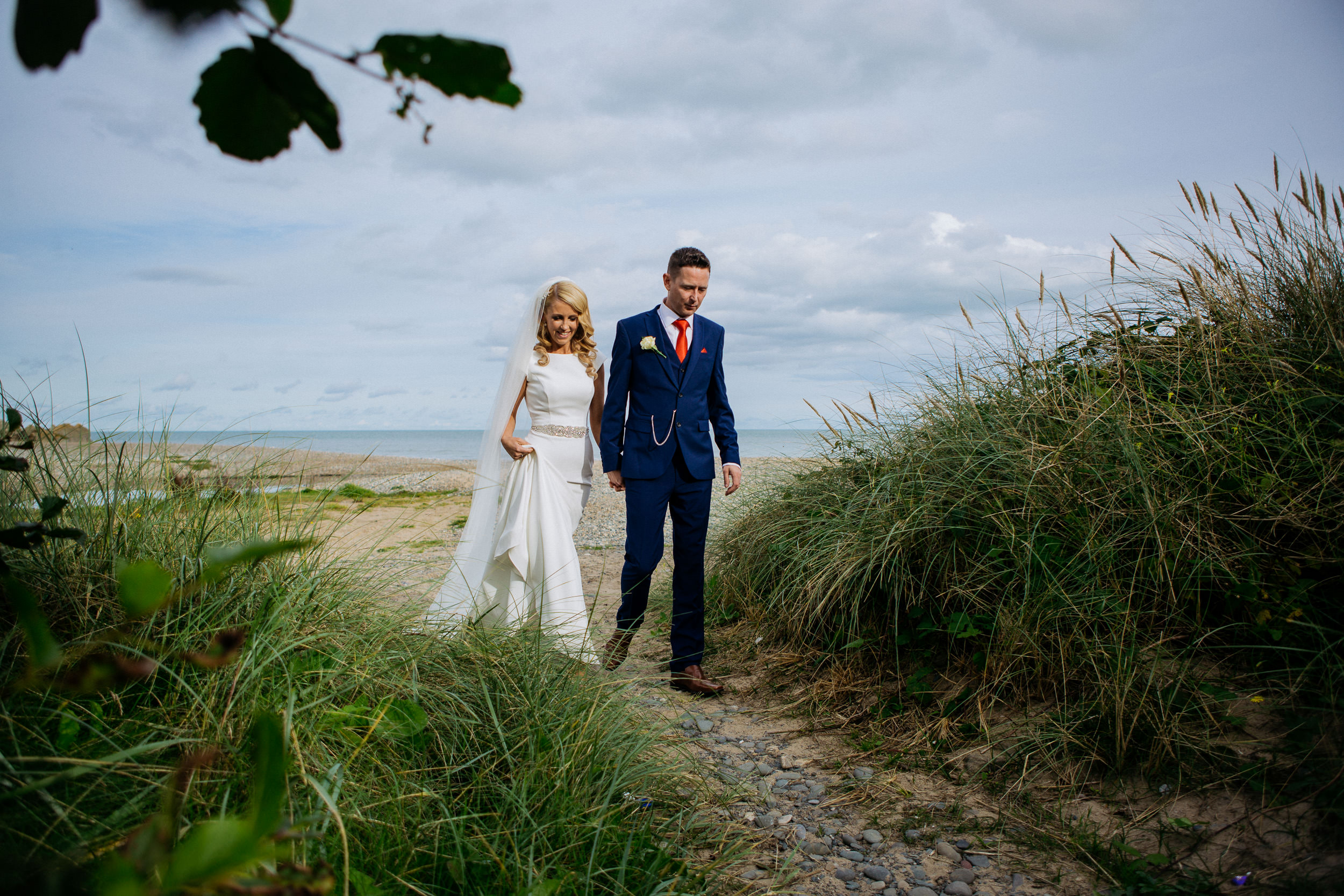 Aoife & Barry // Wedding // Seafield