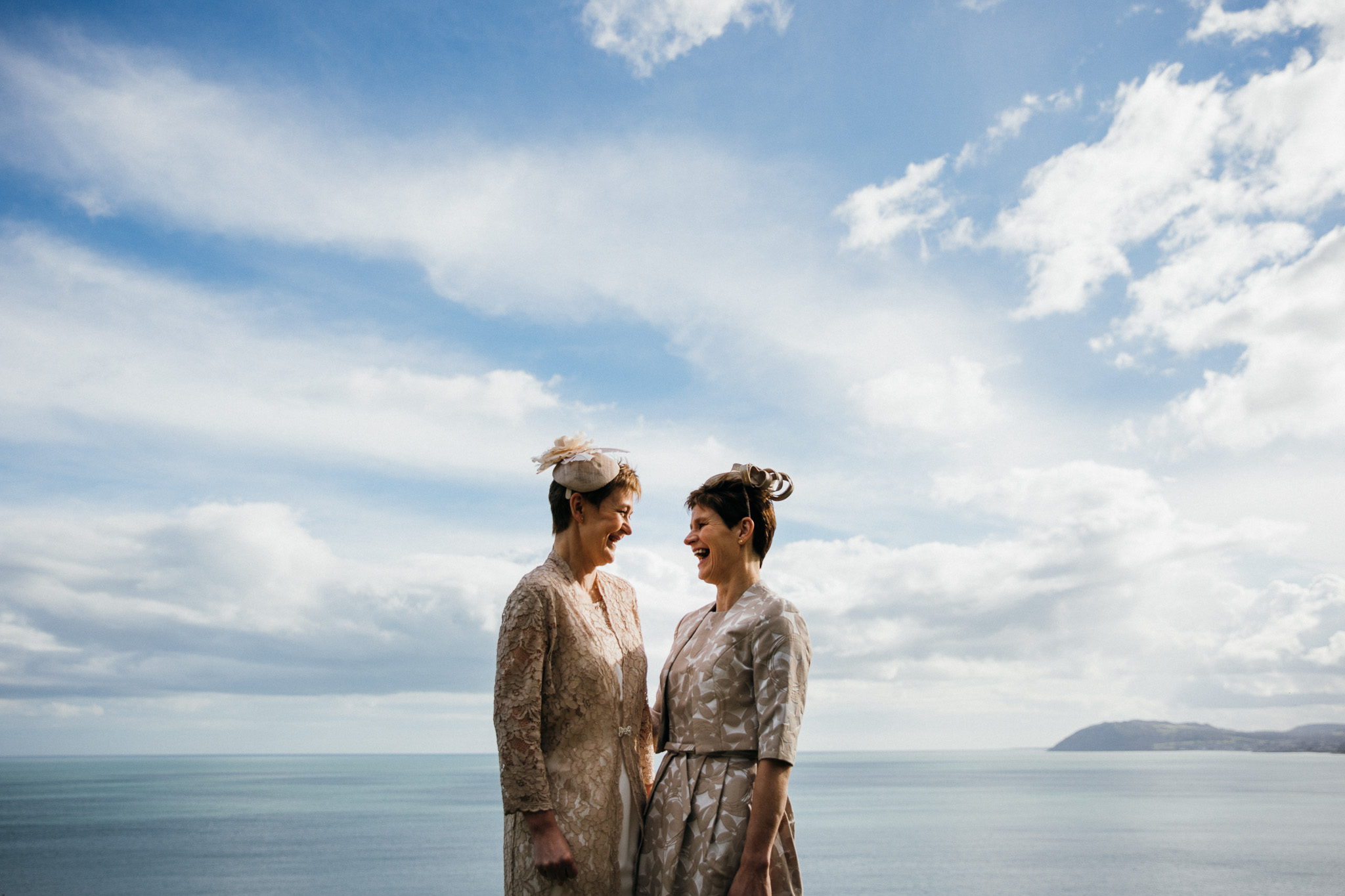 Muriel & Gillian // Wedding // Glendalough