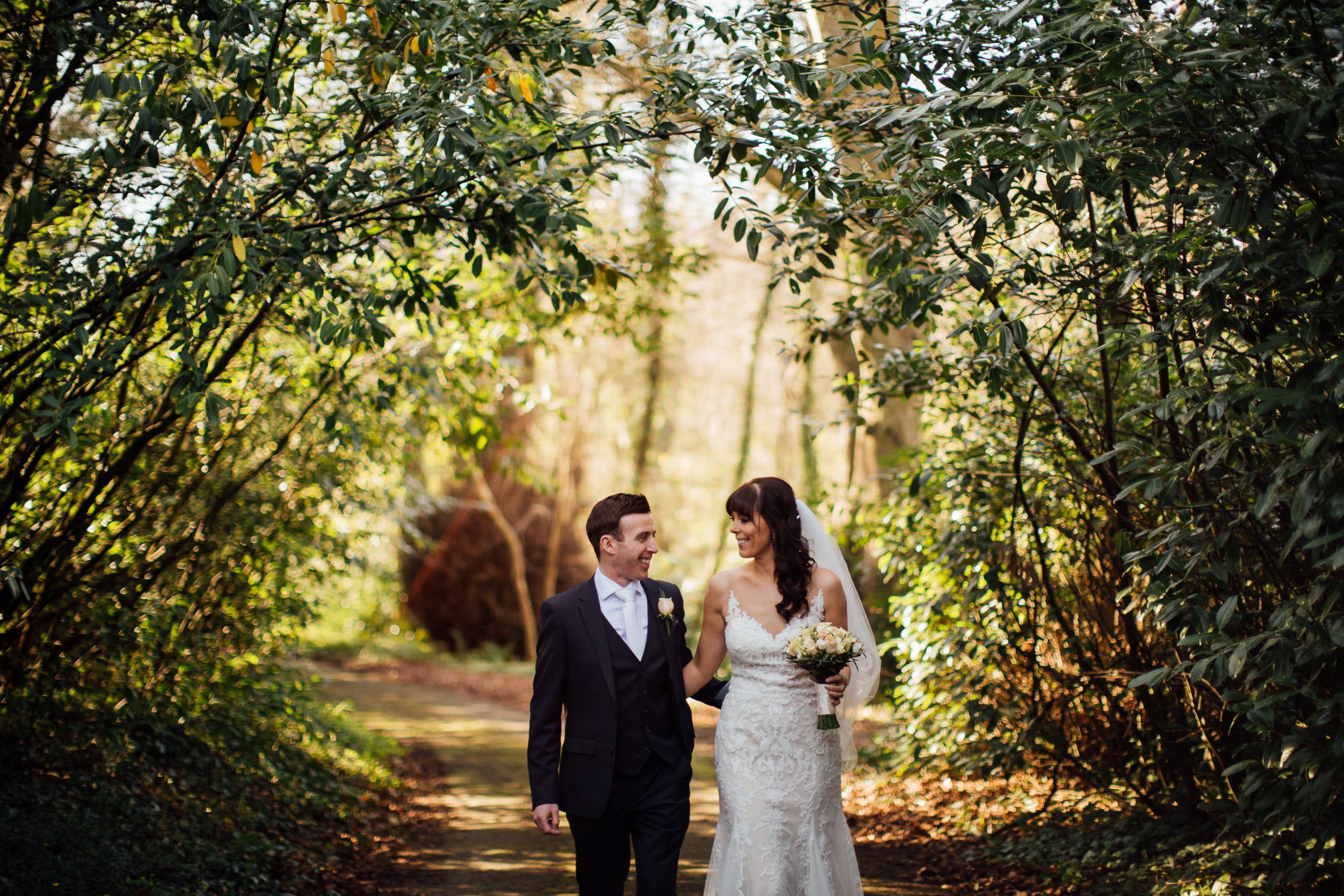 Eadaoin & Darrell // Wedding // Lyrath Estate