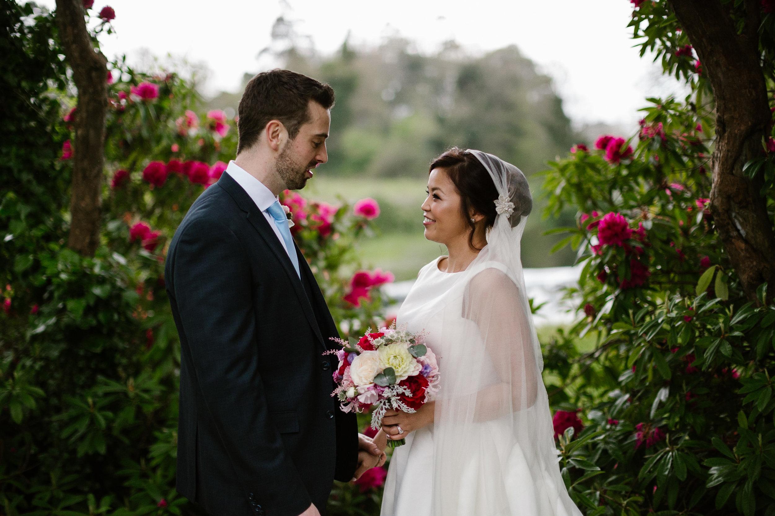 Sam & Ger // Wedding // Bellingham Castle