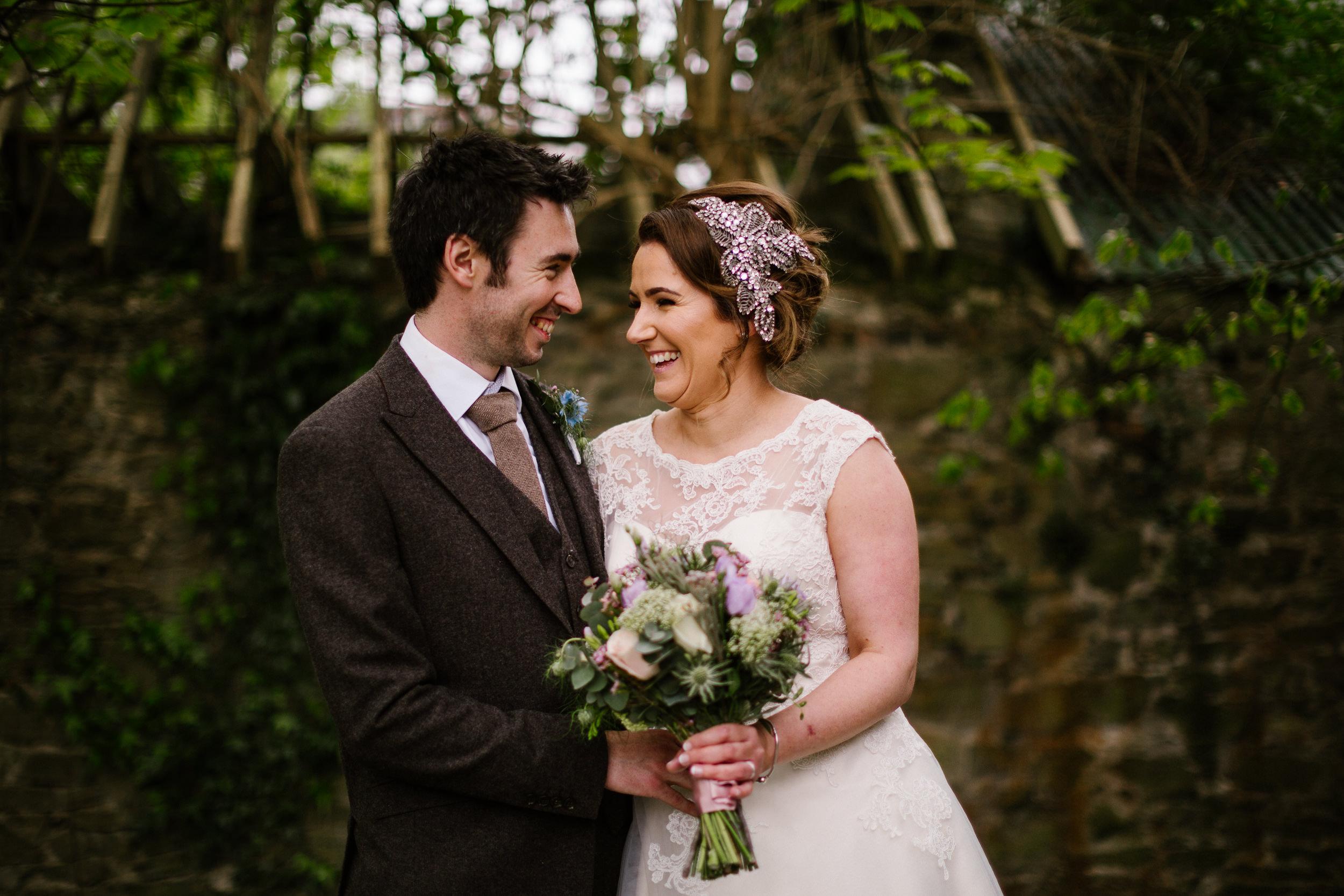 Lisa & Ruairi // Weddings // Conyngham arms