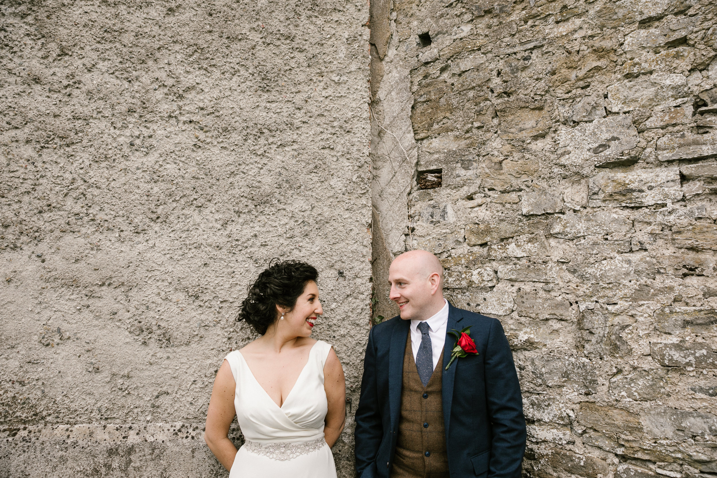 Sylvie & Sennin // Wedding // Farnham Estate