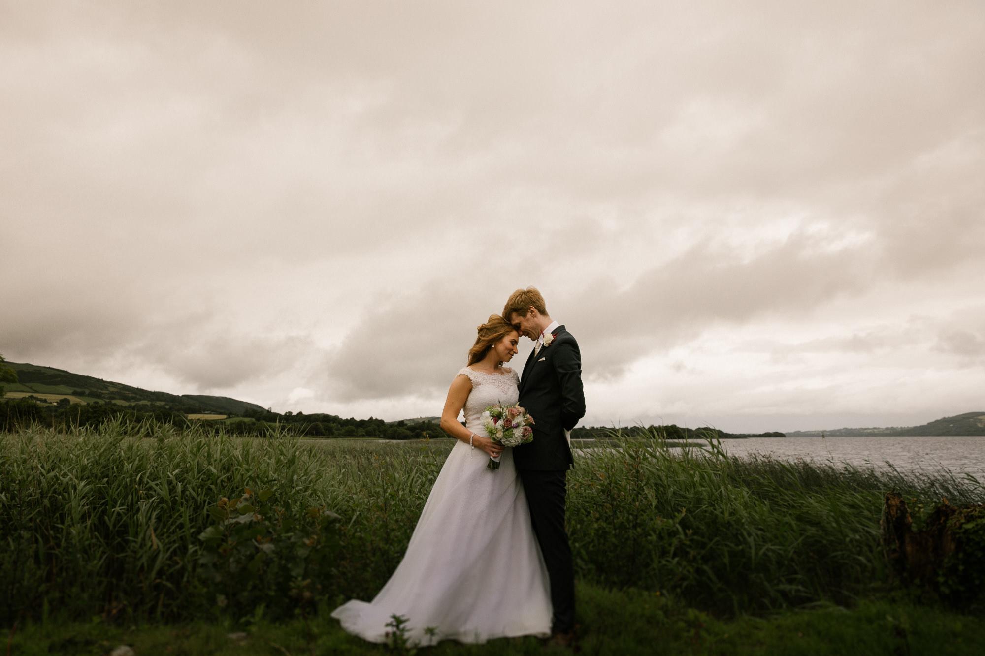 Aobhain & Chris // Wedding // Annacarriga
