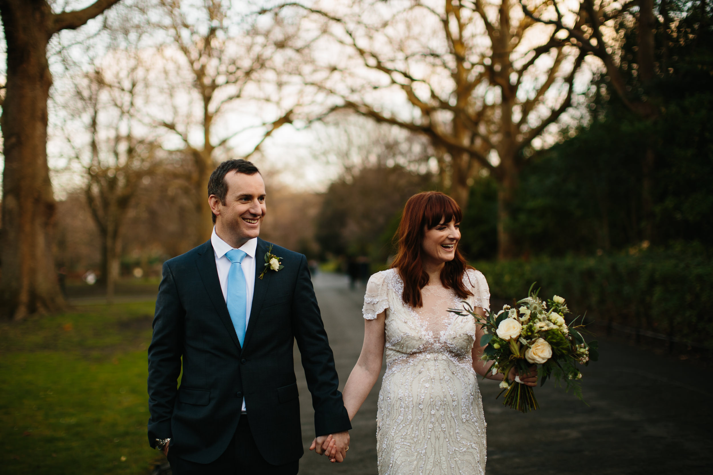 Susan & Johnny // Wedding // Marco Pierre White